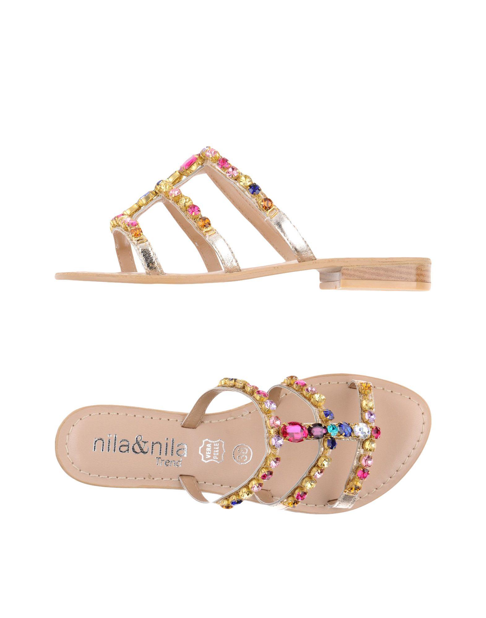 Nila & Nila Gute Sandalen Damen  11347301SW Gute Nila Qualität beliebte Schuhe ae3556