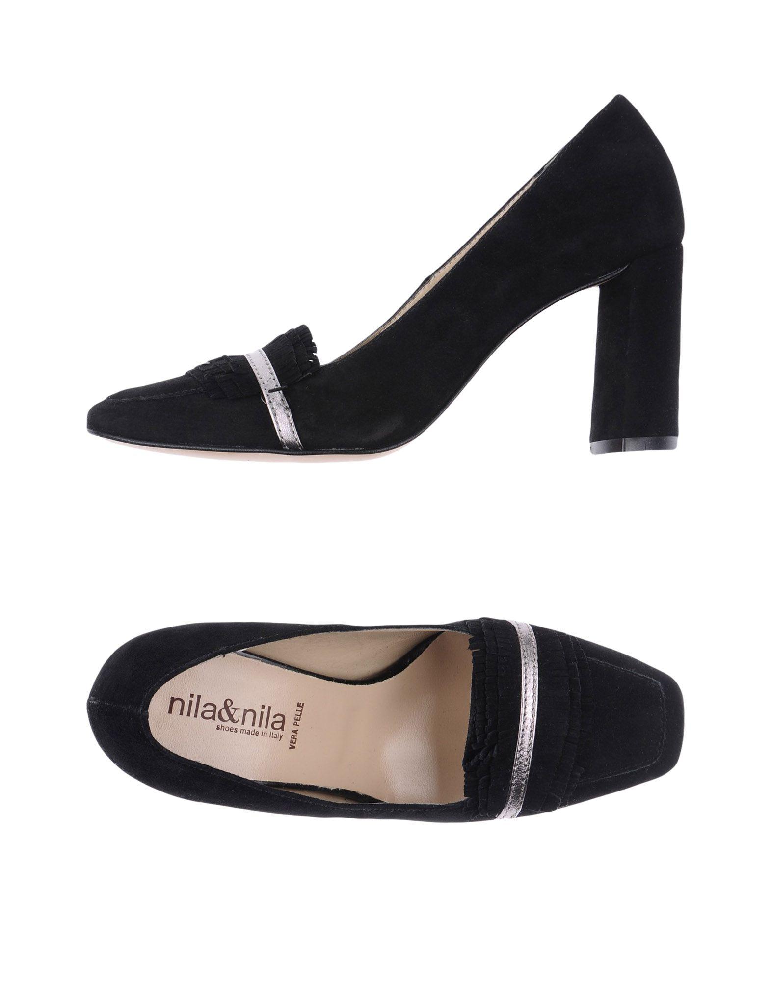 Nila & Nila Mokassins Damen  11347317TP Gute Qualität beliebte Schuhe