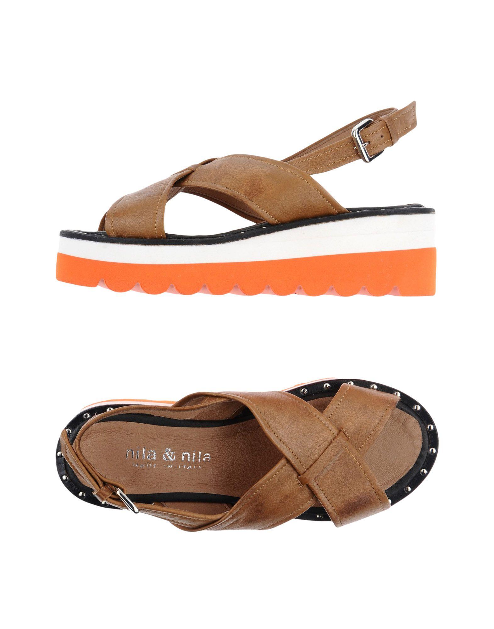 Nila & Nila 11347338GL Sandalen Damen  11347338GL Nila Neue Schuhe 5690e4