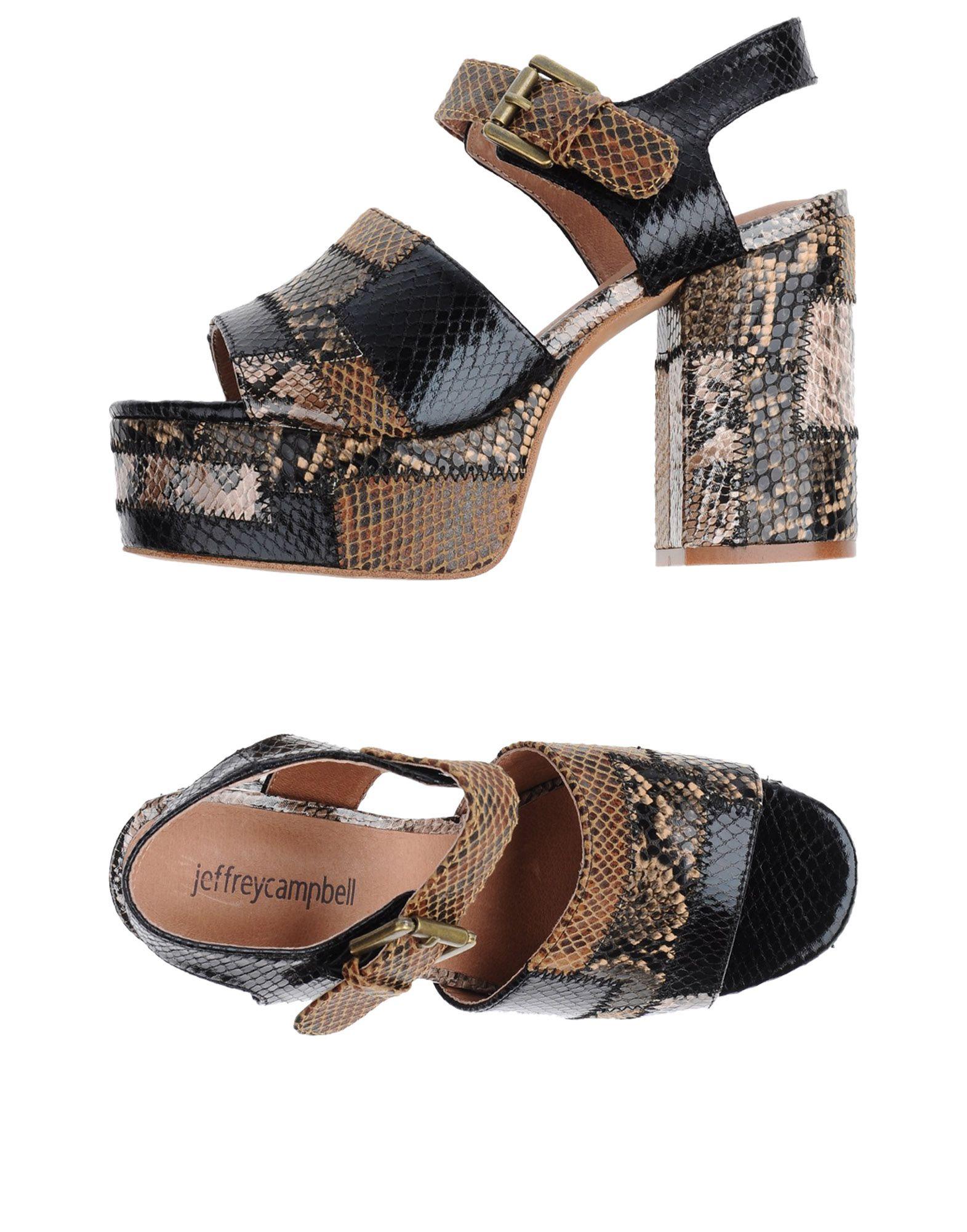 FOOTWEAR - Sandals on YOOX.COM Jeffrey Campbell kMx0FTGoWF