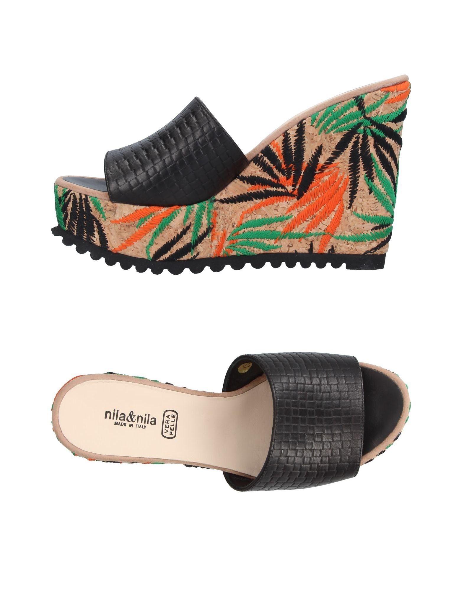 Nila & Nila Sandalen Damen  11347364GL Neue Schuhe