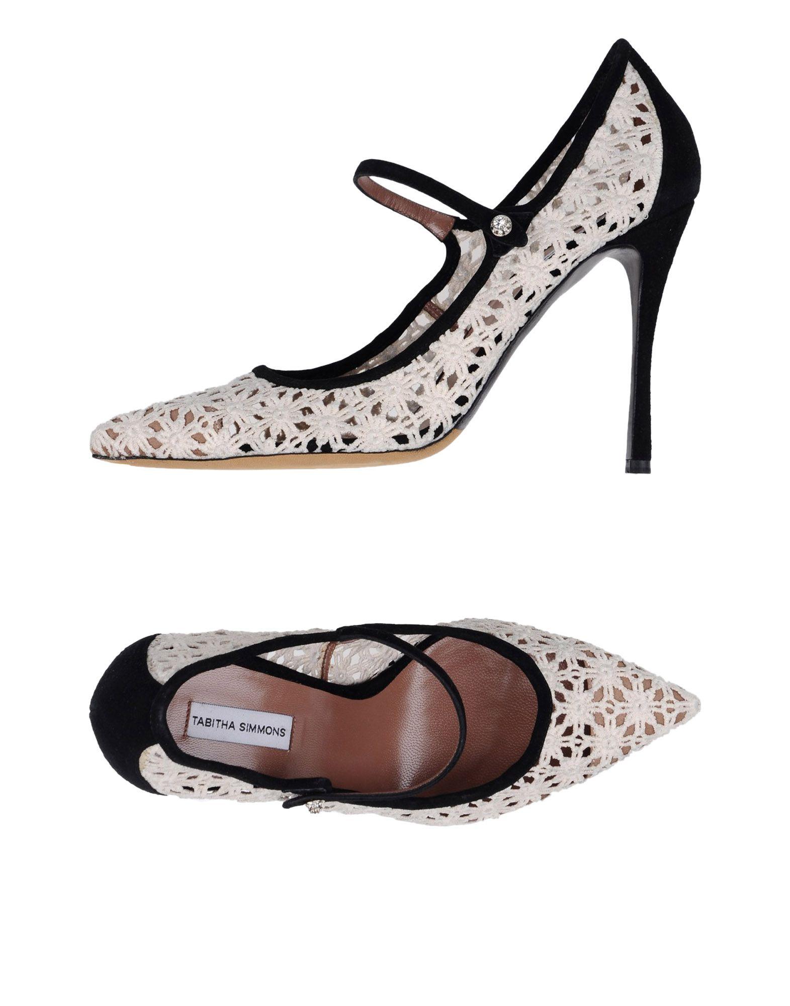 Tabitha Tabitha Tabitha Simmons Pumps Damen  11347371JV Beliebte Schuhe f1ec72