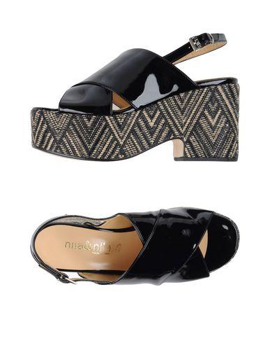 NILA & NILA Sandalen Qualität Für Freies Verschiffen Verkauf Sneakernews Zum Verkauf Auslasszwischenraum Niedrige Versandgebühr Günstiger Preis 9YCg62