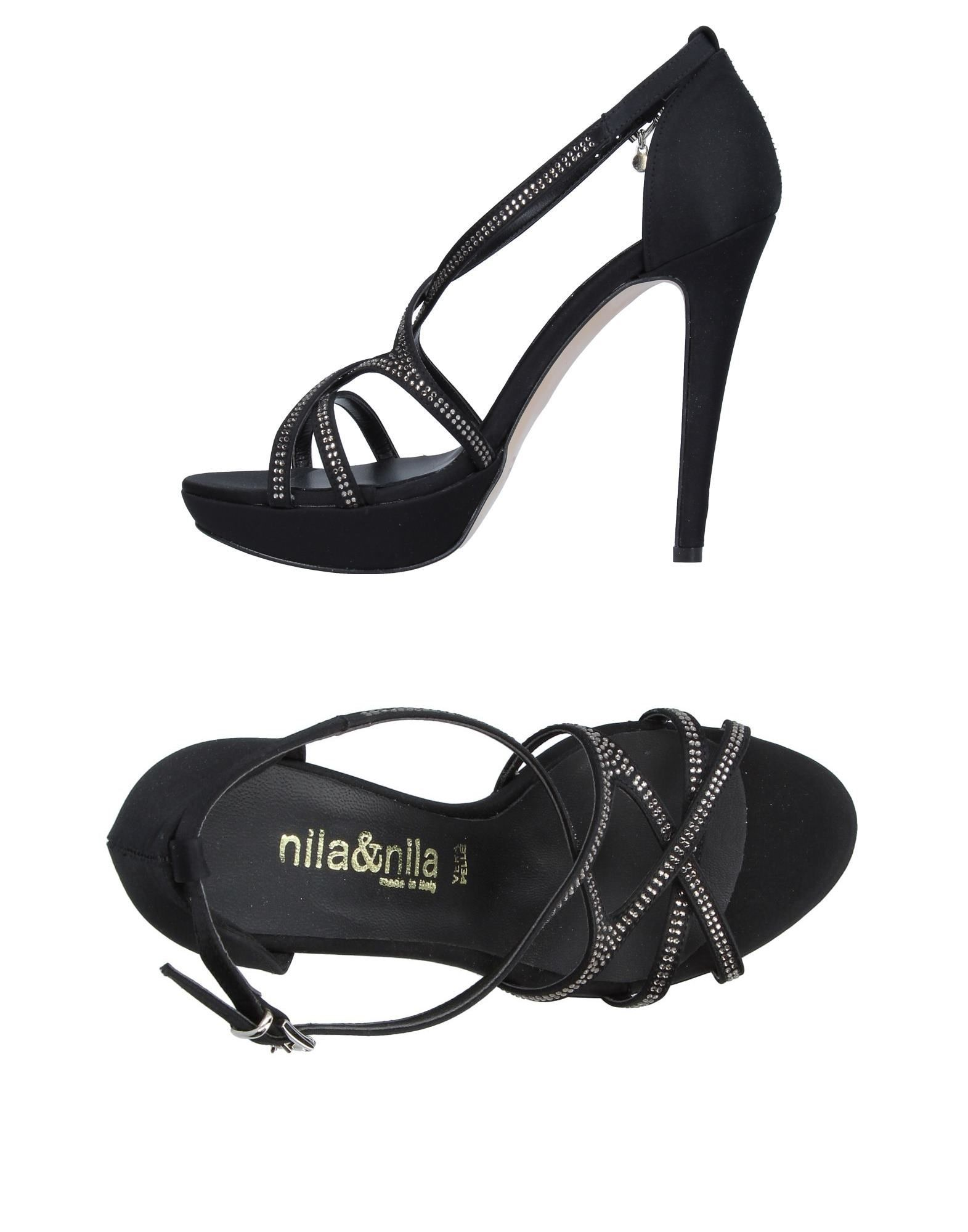 Nila & Nila Sandalen Damen  11347502QN Gute Qualität beliebte Schuhe