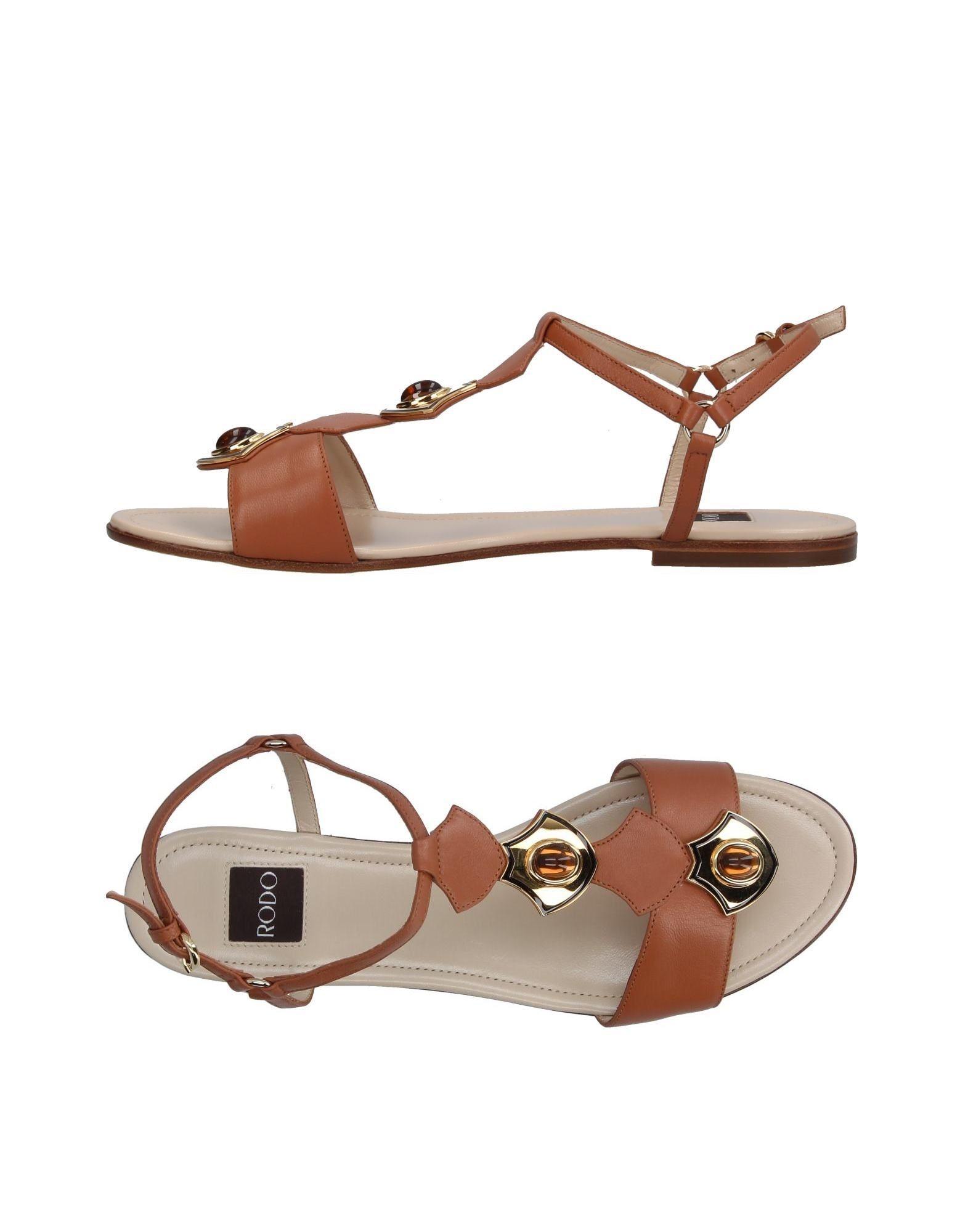 Stilvolle billige Schuhe Rodo Sandalen Damen  11347742GK