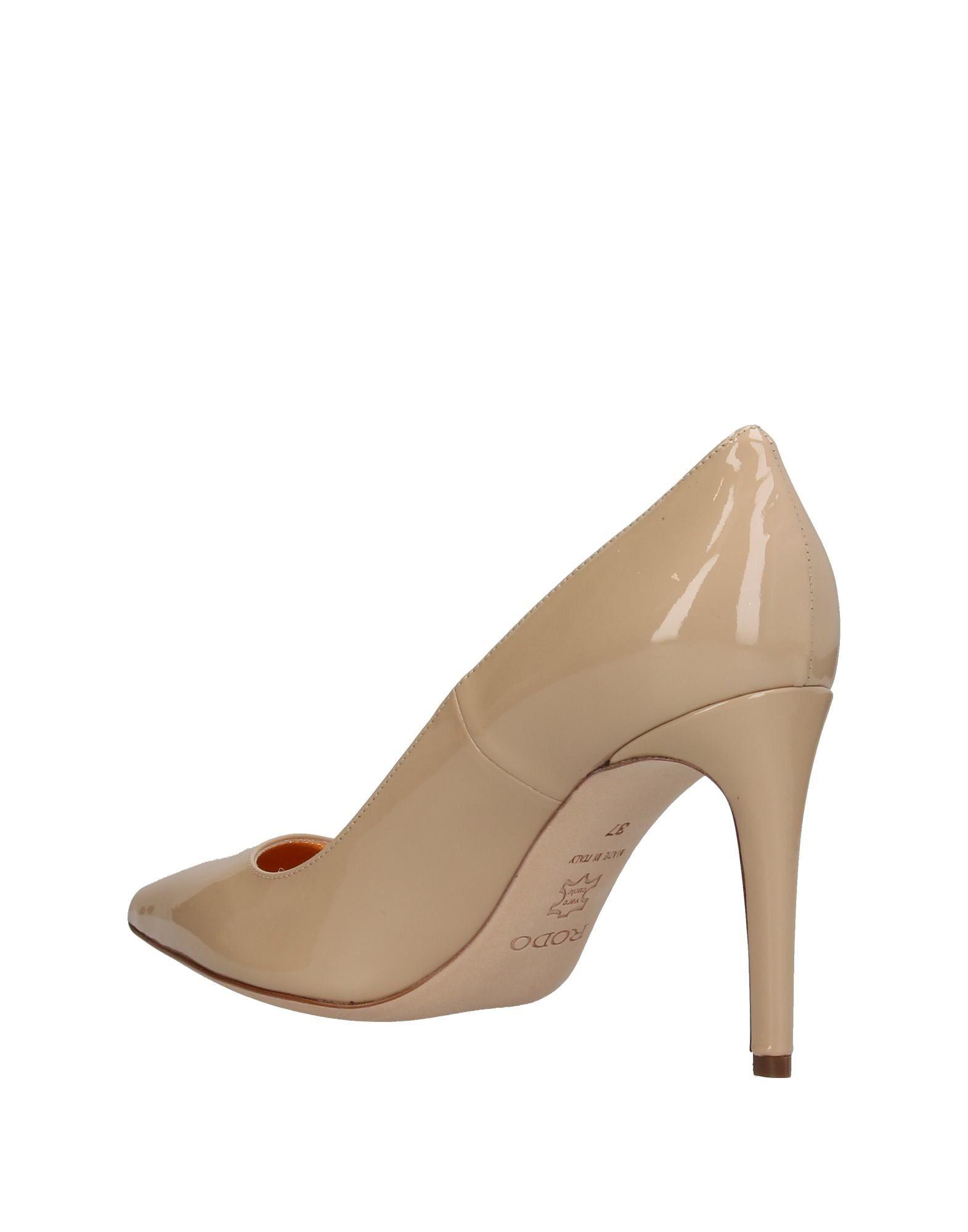 Rodo Pumps Damen  11347748RG Heiße Schuhe Schuhe Heiße d08c16