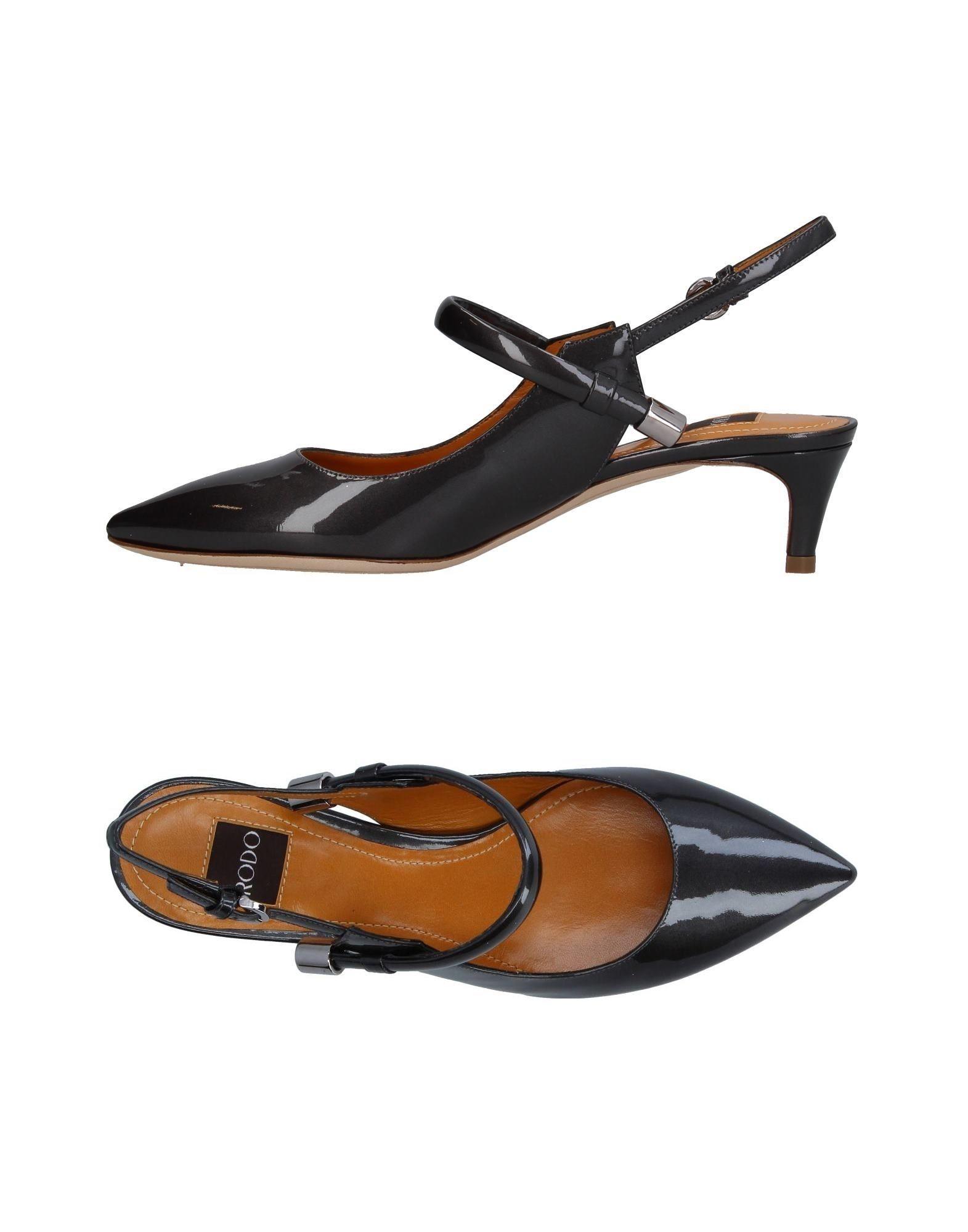 Rodo Pumps Damen  11348153NMGut aussehende strapazierfähige Schuhe