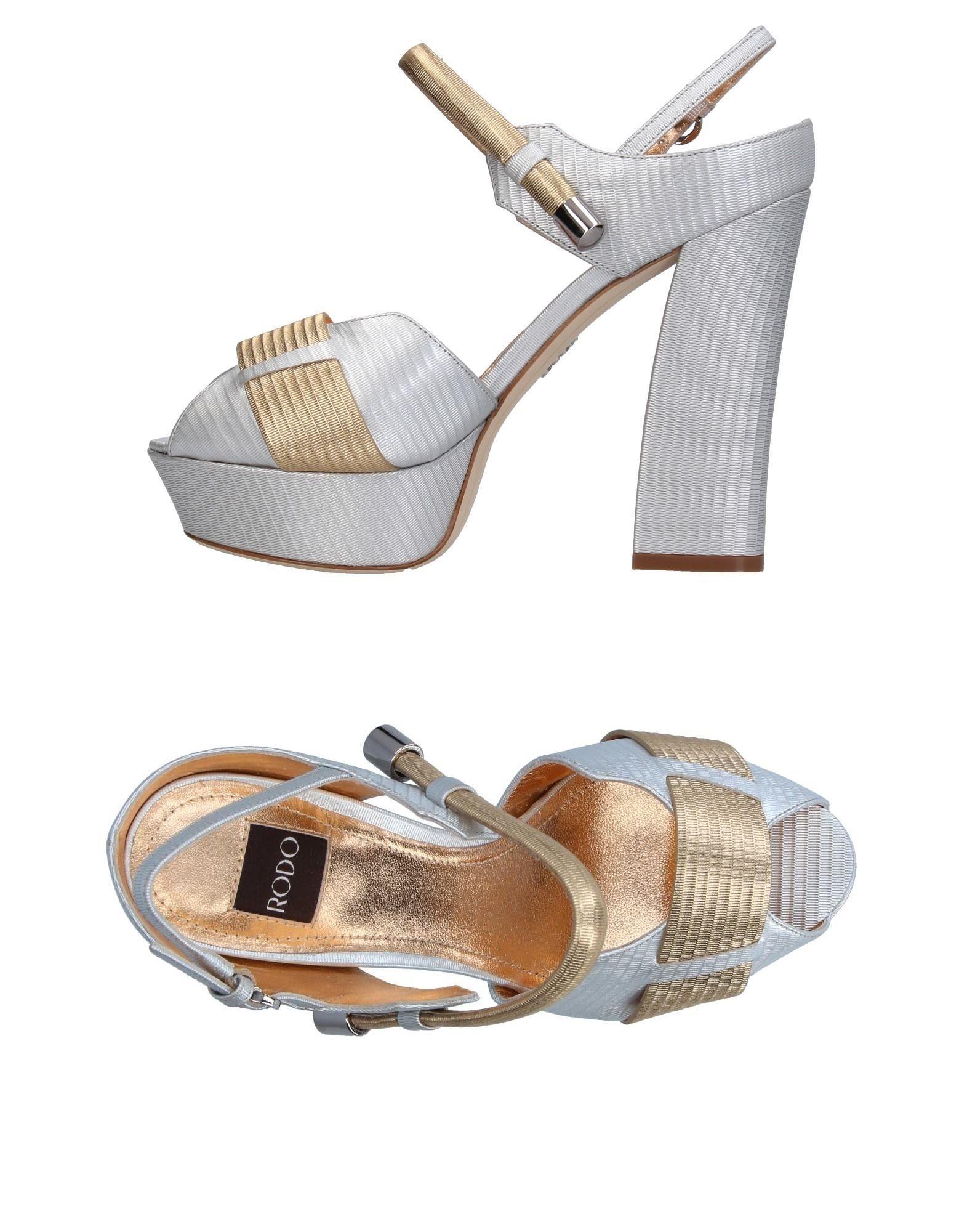 Rodo Sandalen Damen  11348166TSGut aussehende strapazierfähige Schuhe