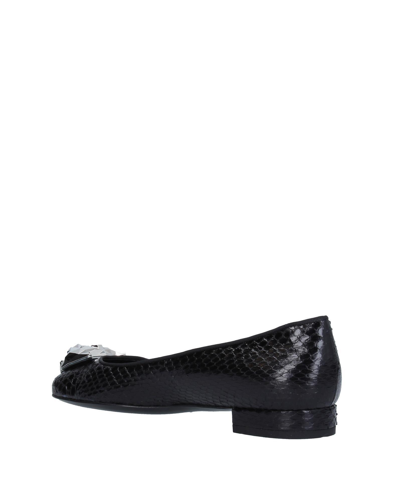 Stilvolle billige Schuhe Philipp Plein Ballerinas Damen  11348188PX