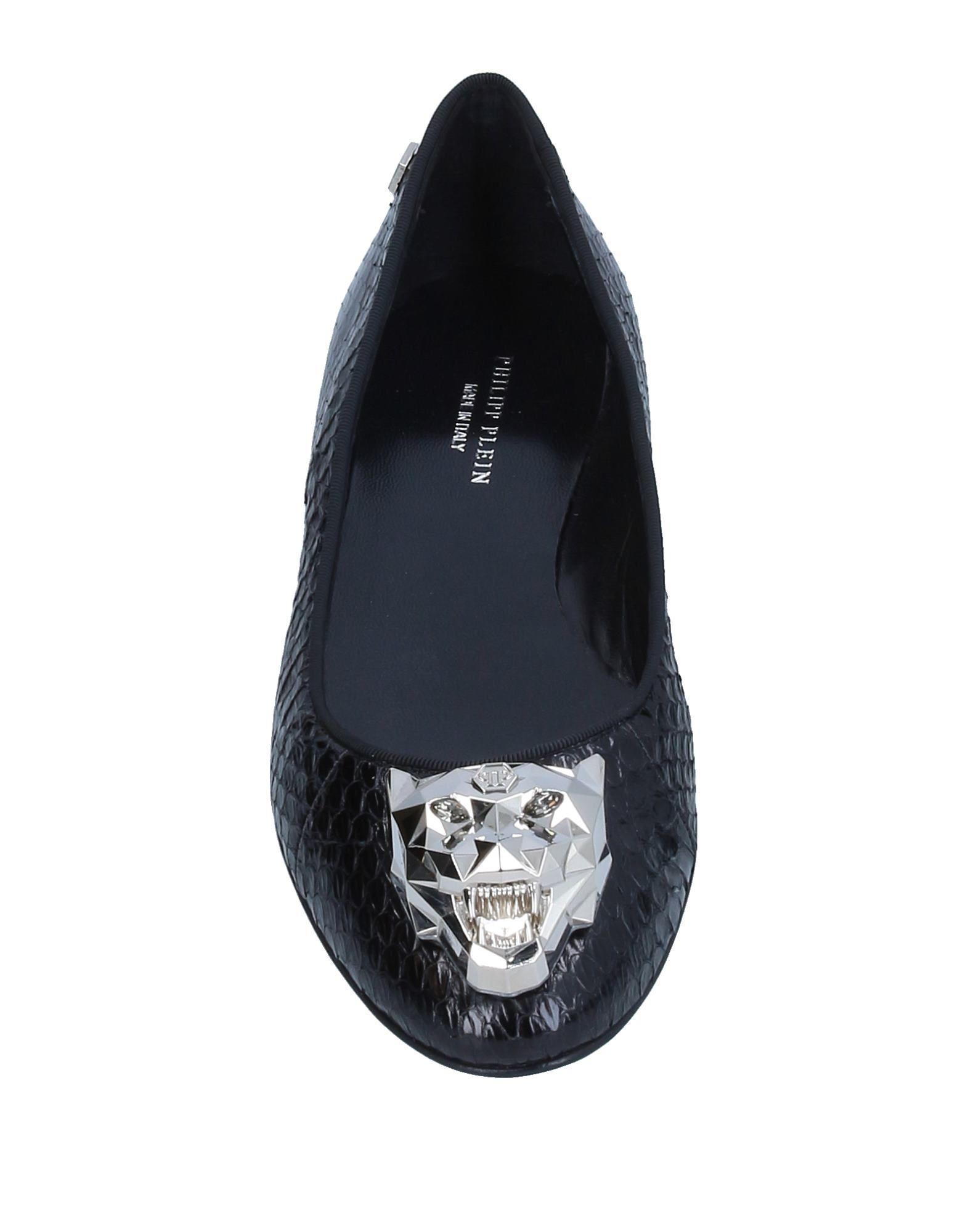 Philipp Plein Ballerinas Damen  Schuhe 11348188PX Beliebte Schuhe  5fe70c