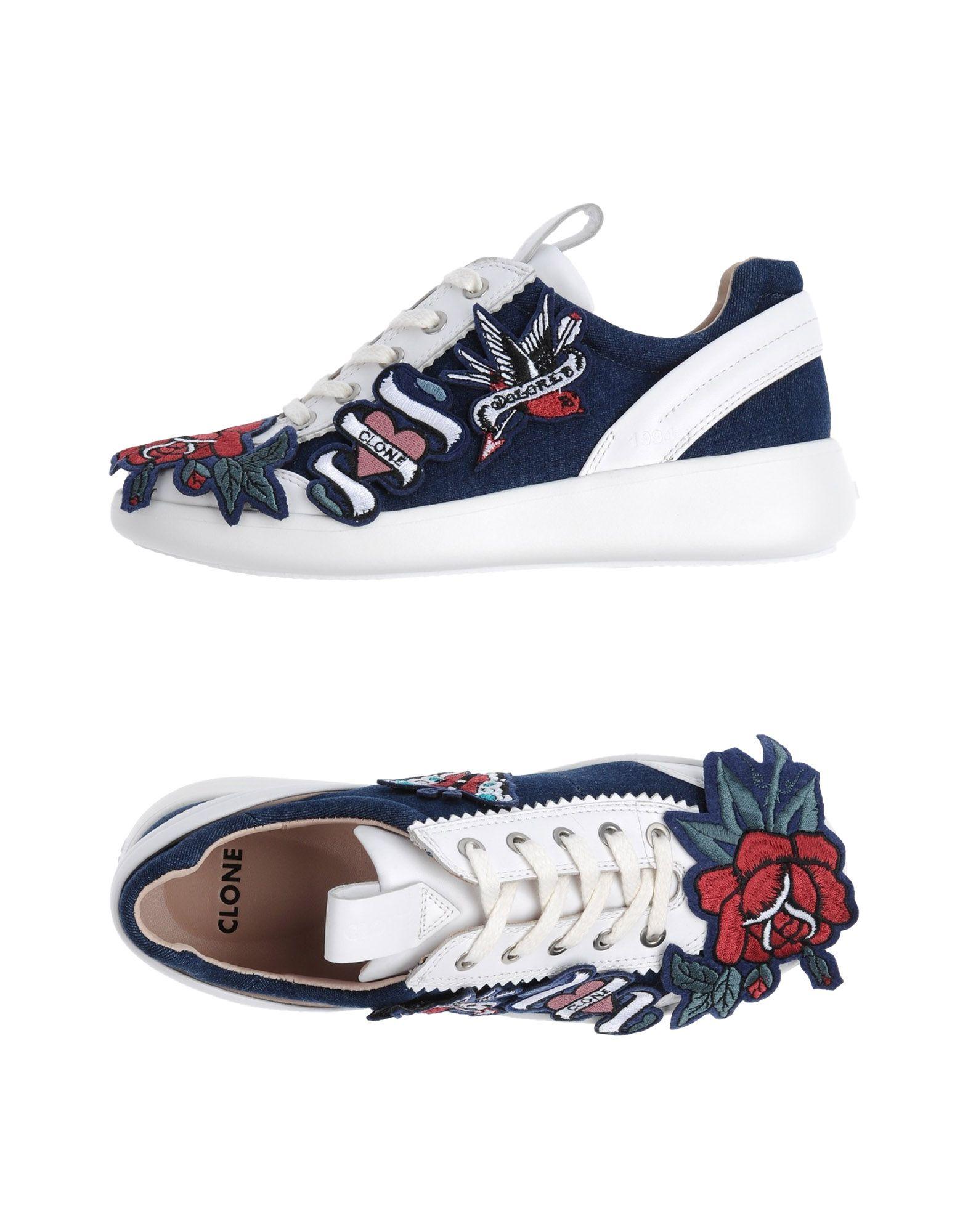 Günstige und modische Schuhe Clone Sneakers Damen  11348205UP