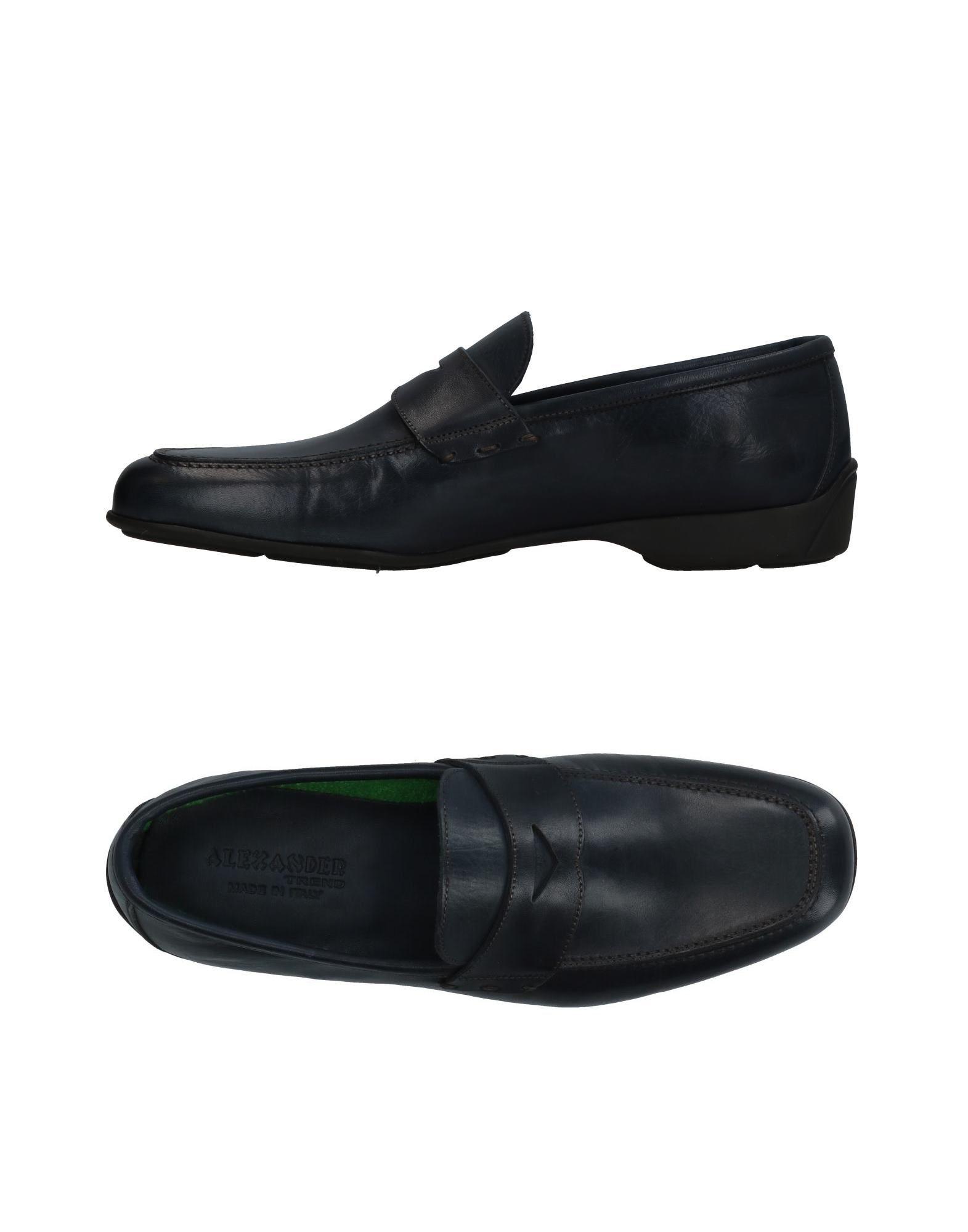 Rabatt echte Schuhe Alexander Trend Mokassins Herren  11348230JO