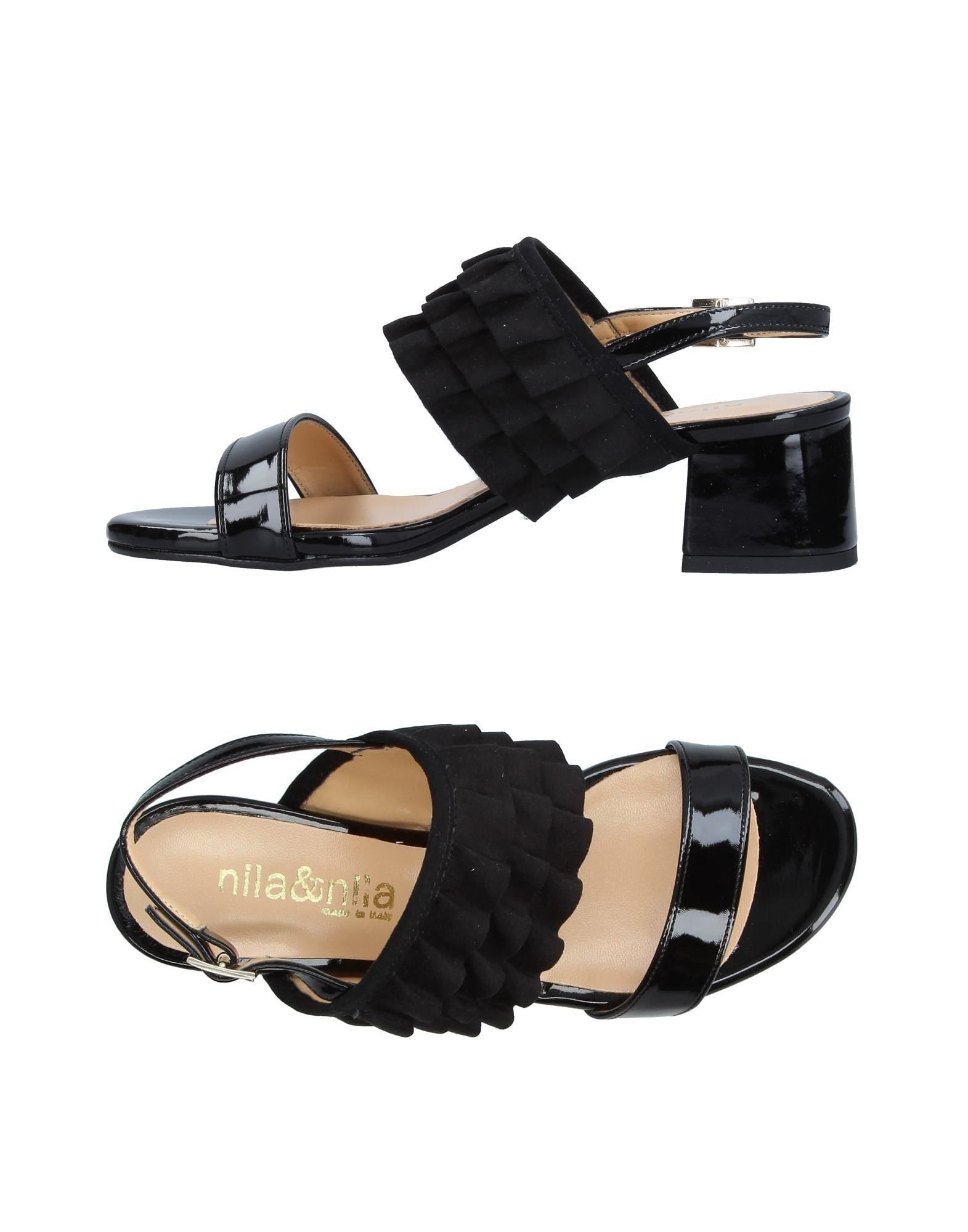 Nila & Nila Sandalen Damen  11348260OX Gute Qualität beliebte Schuhe