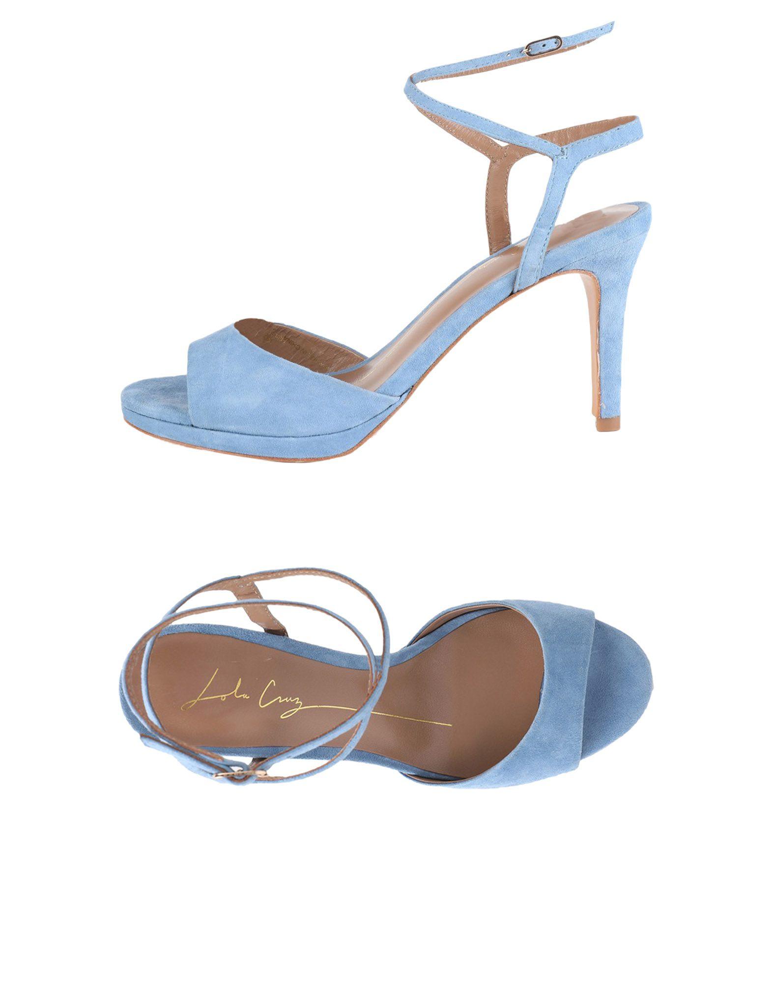 Stilvolle billige Schuhe Lola Cruz Sandalen Damen  11348394OG