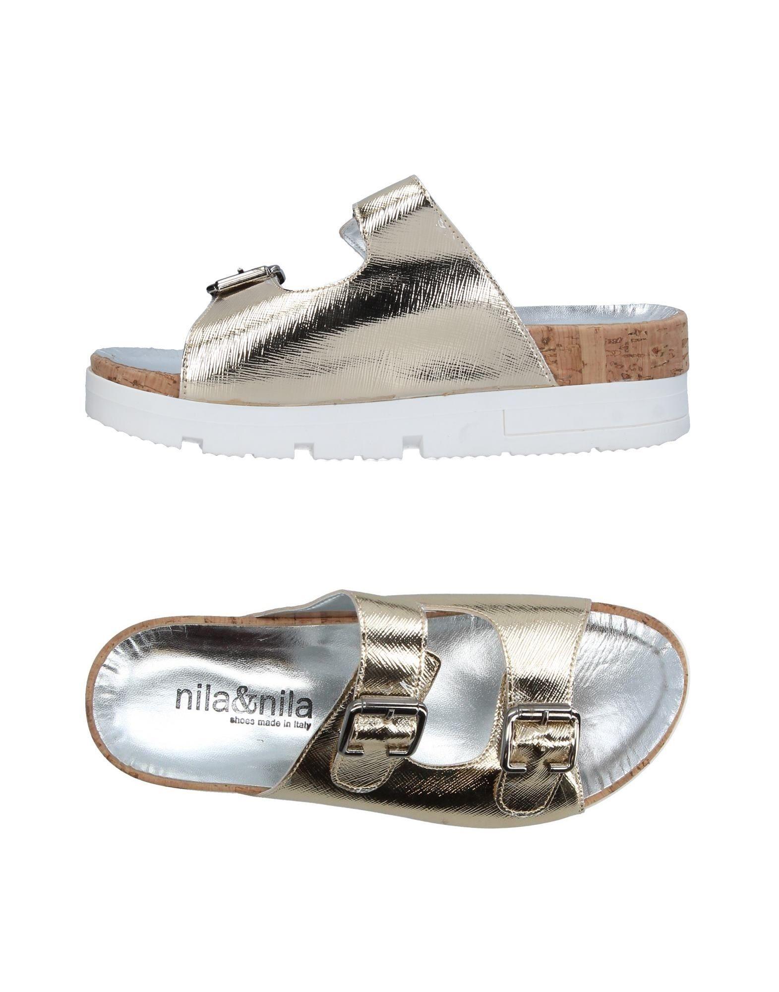 Nila & Nila Sandalen Damen  11348519IG Neue Schuhe