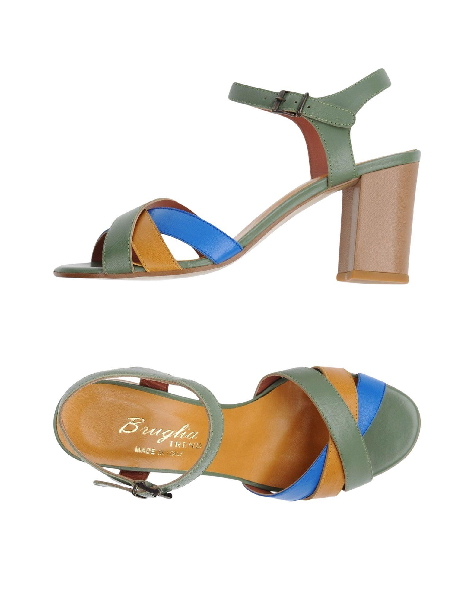 Gut um billige Schuhe zu tragenF.Lli Bruglia Sandalen Damen  11348533GM