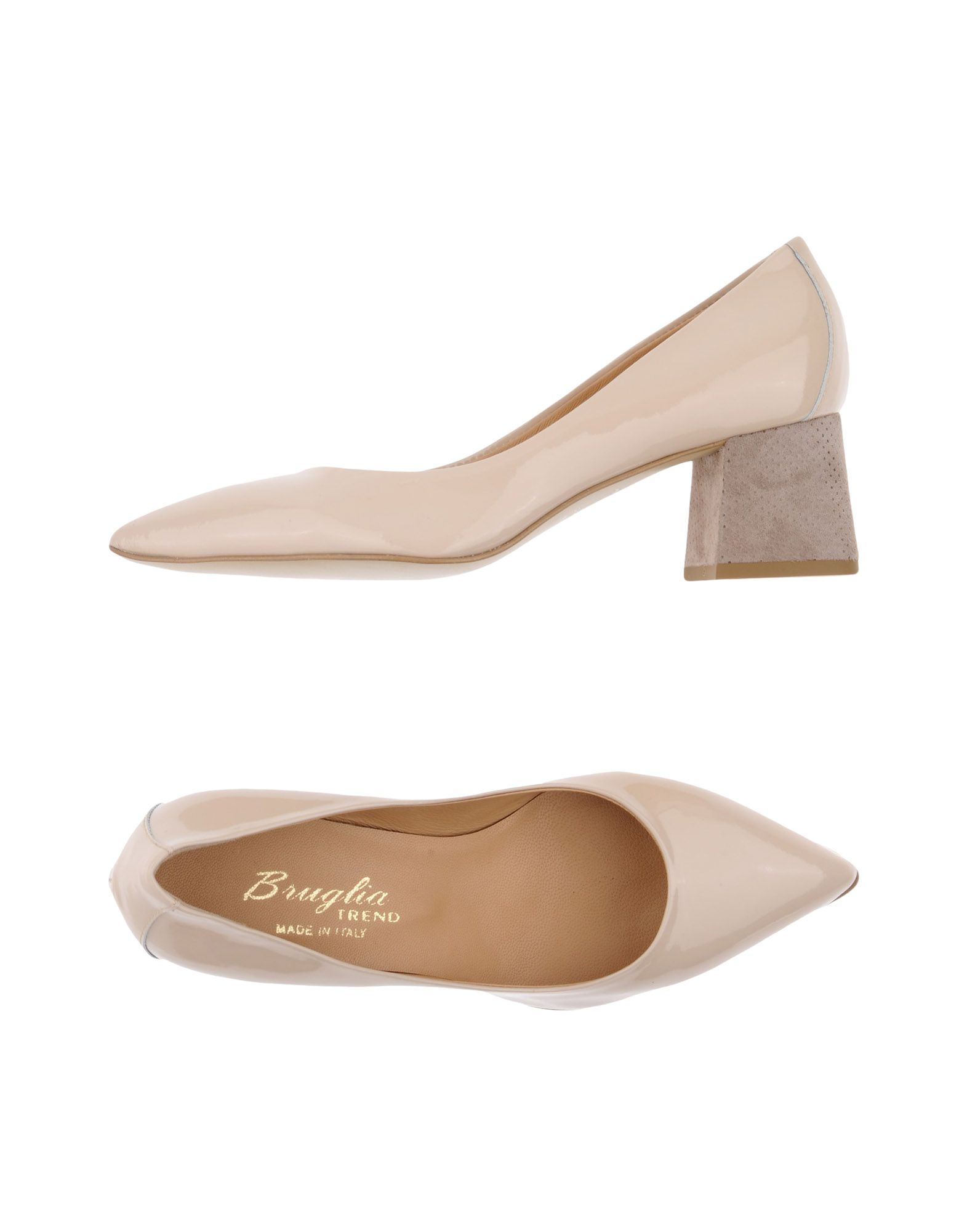 Stilvolle billige Schuhe F.Lli Bruglia Pumps Damen  11348545QV