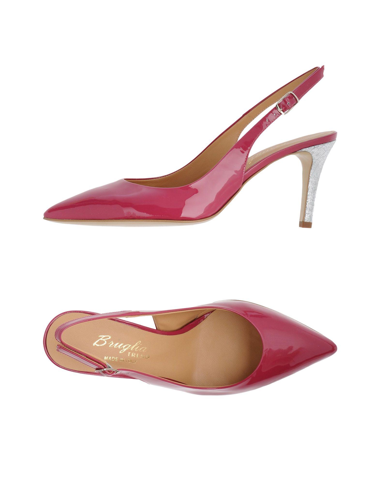 Gut um billige Schuhe Damen zu tragenF.Lli Bruglia Pumps Damen Schuhe  11348588HV a69cbb
