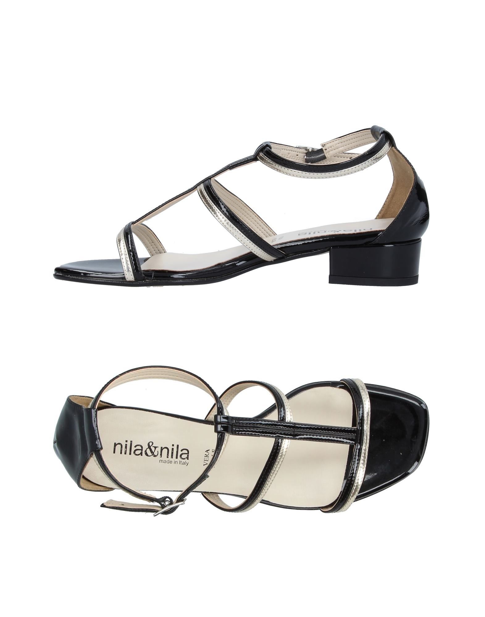 Nila & Nila Sandalen Damen  11348589TD Gute Qualität beliebte Schuhe