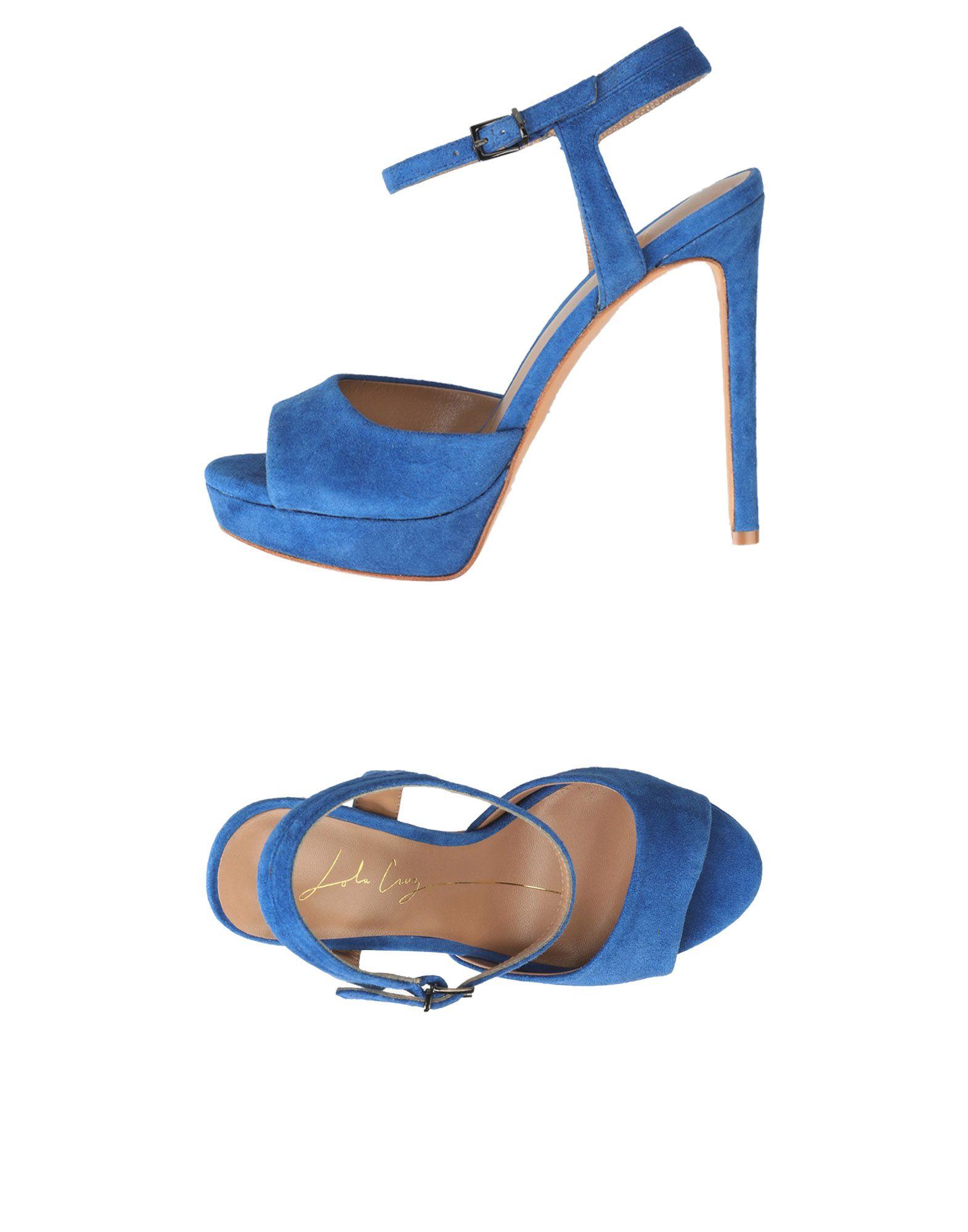 Stilvolle billige Schuhe Lola Cruz Sandalen Damen  11348591SF