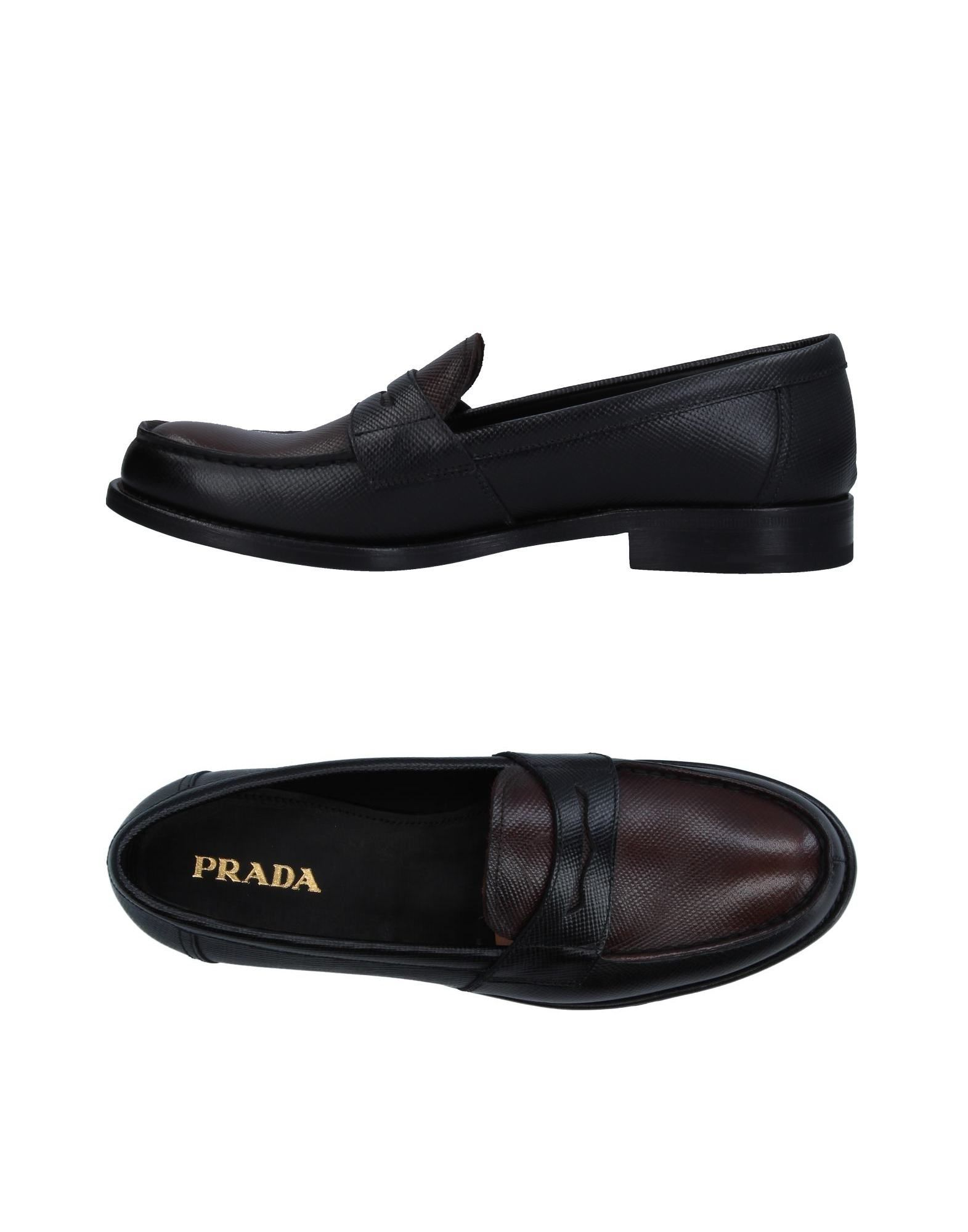 Prada Mokassins Damen  11348953BDGünstige gut aussehende Schuhe