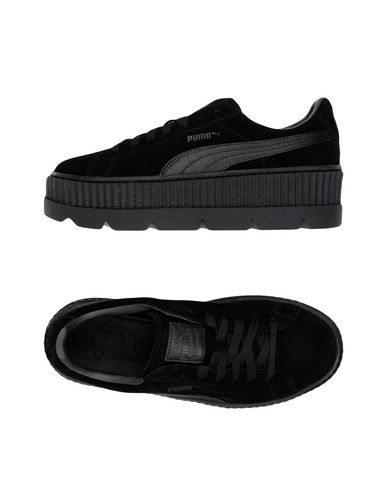 Fenty Puma By Rihanna Cleated Creeper Suede Wn's Sneakers Damens Damens Damens ... 292c3a