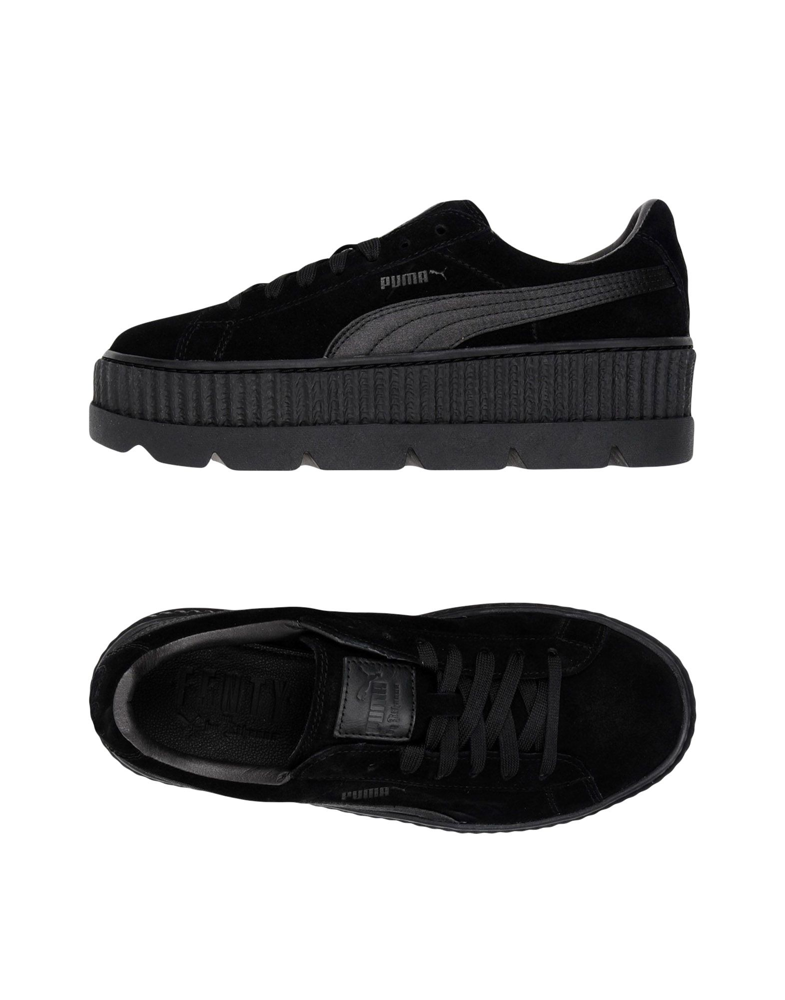 Fenty Puma By Rihanna Cleated Creeper Suede Wn's Sneakers