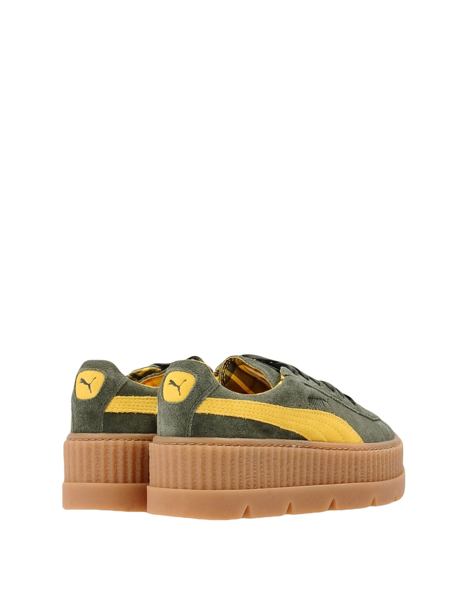Sneakers Fenty Puma By Rihanna Cleated Creeper Suede Wns - Femme - Sneakers  Fenty Puma By ...