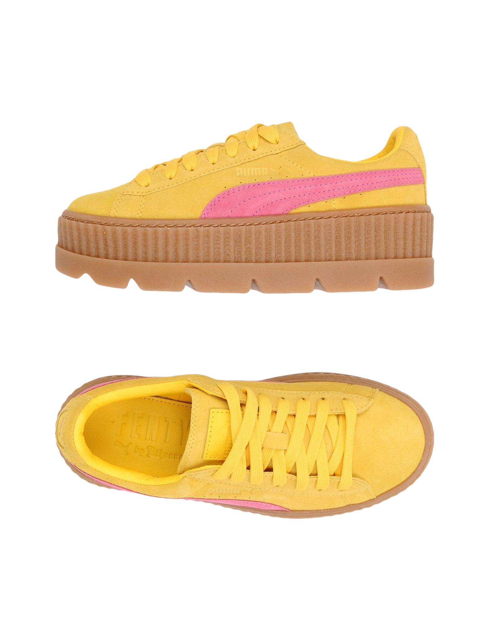 Fenty Puma By Rihanna Cleated Creeper Suede Wn's  11348961OIGünstige gut aussehende Schuhe