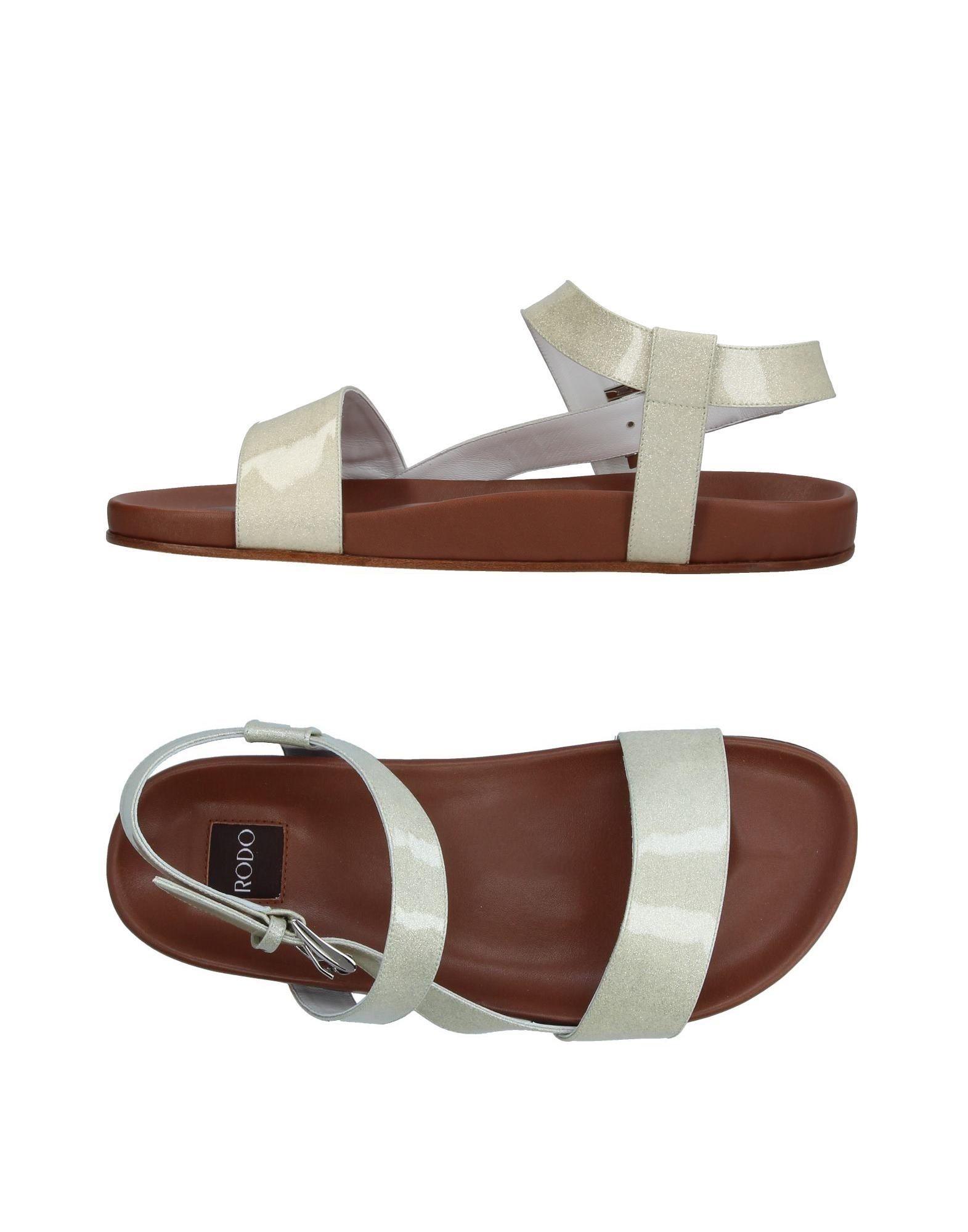 Rodo Sandalen Damen  11348983LF Gute Qualität beliebte Schuhe