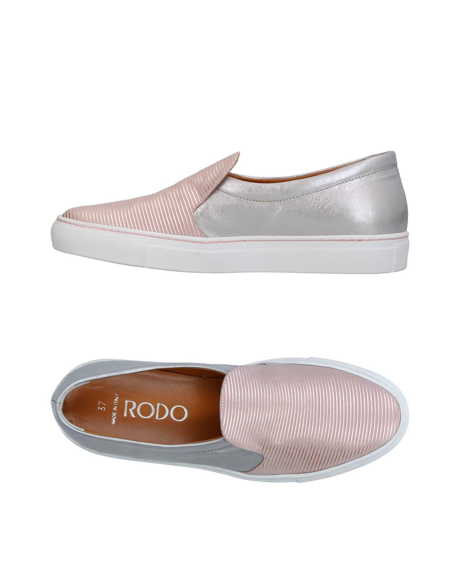 Baskets Rodo Femme - Baskets Rodo Rose Les chaussures les plus populaires pour les hommes et les femmes