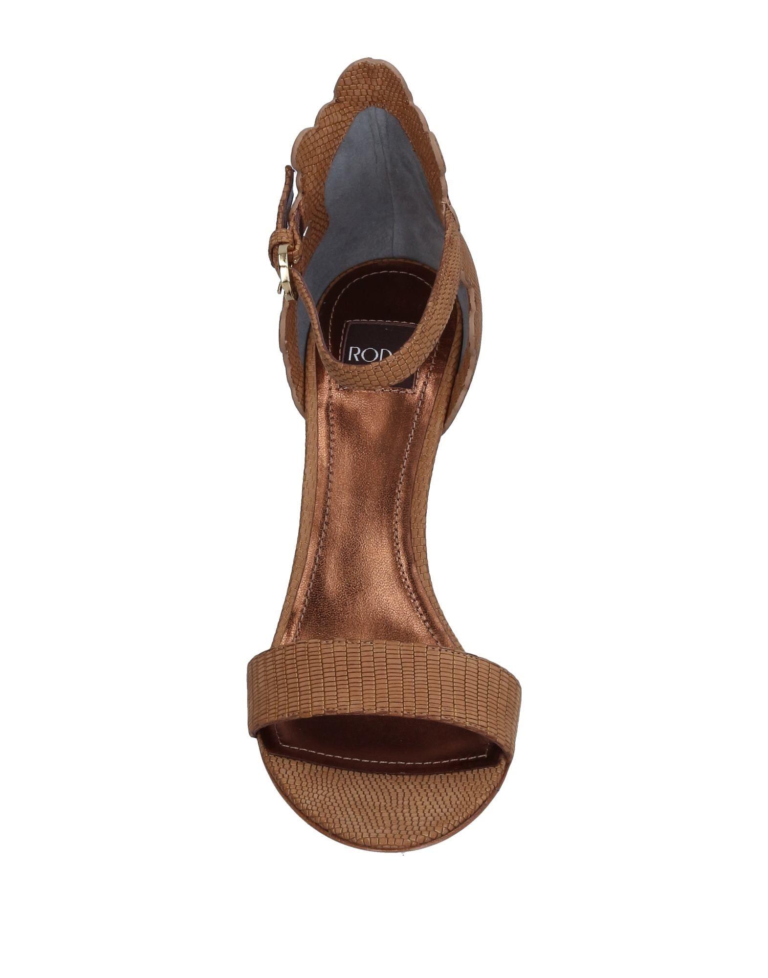 Sandales Rodo Femme - Sandales Rodo sur