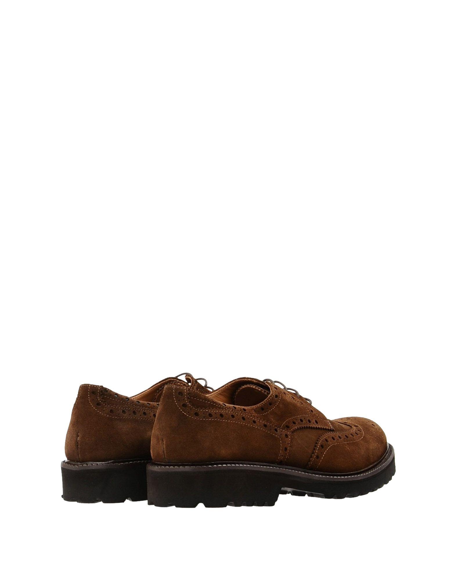 Rabatt echte Schuhe Leonardo 11349171GL Principi Schnürschuhe Herren  11349171GL Leonardo 158f9f