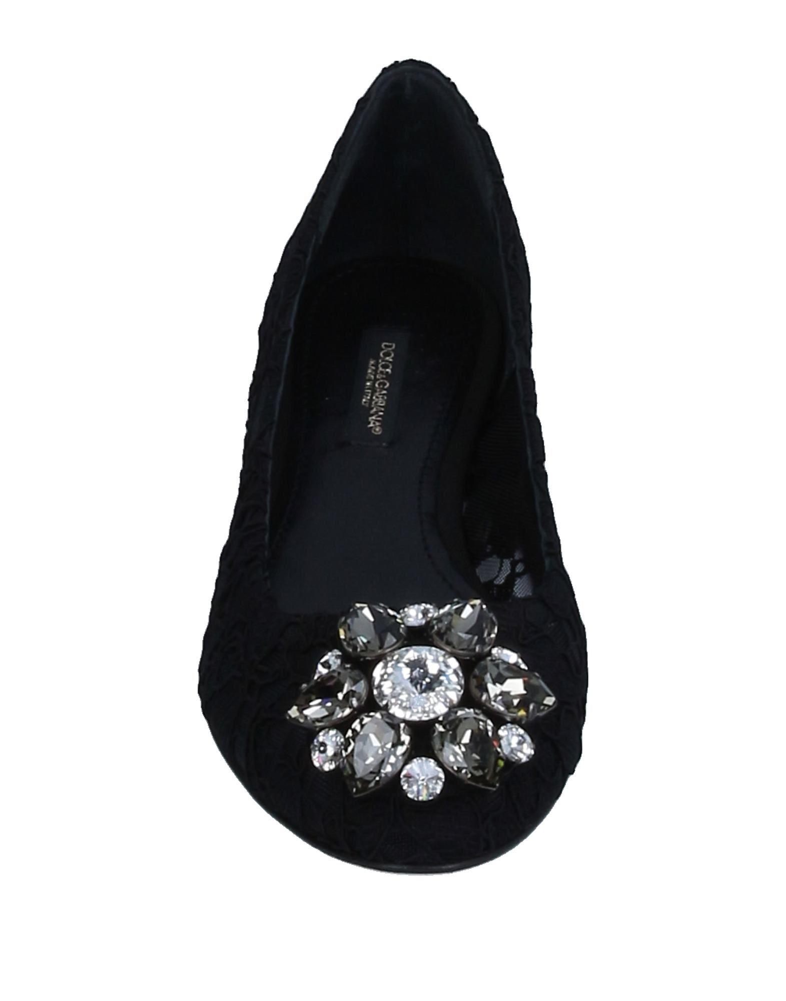 Ballerines Dolce & Gabbana Femme - Ballerines Dolce & Gabbana sur