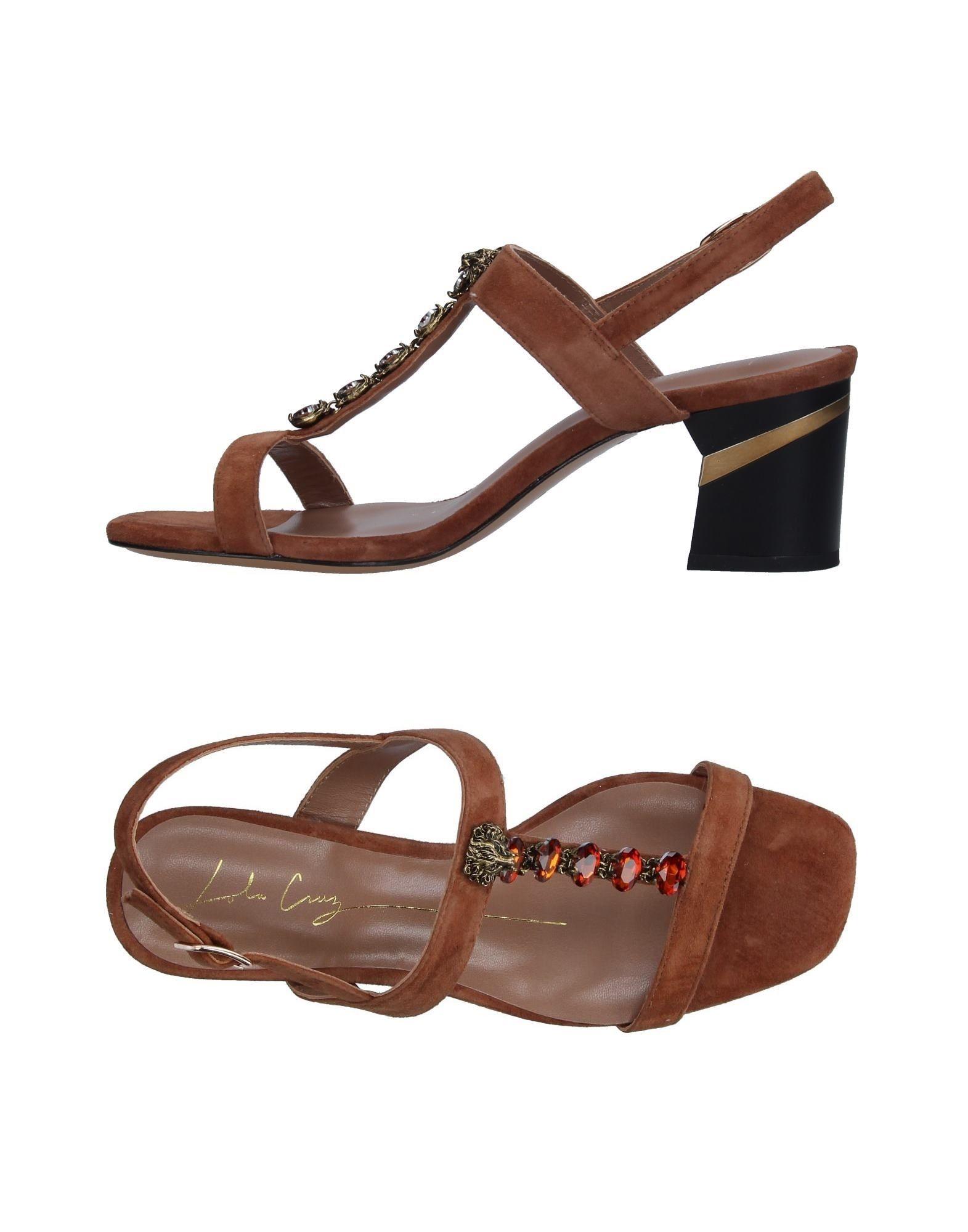 Lola Cruz Sandalen Damen  11349286BQ Gute Qualität beliebte Schuhe