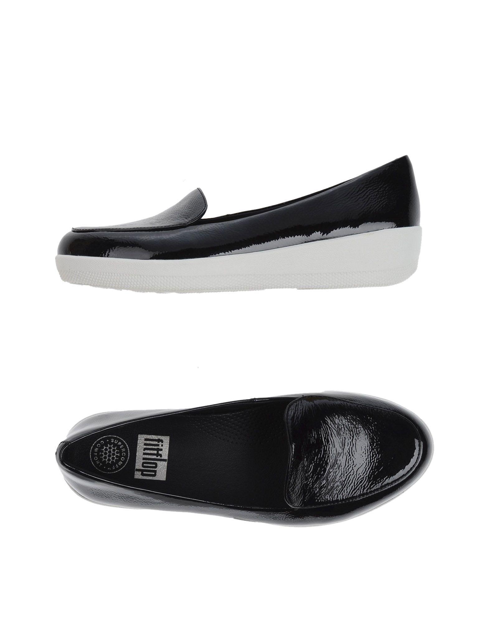 Günstige und modische Schuhe Fitflop Mokassins Damen  11349300NP