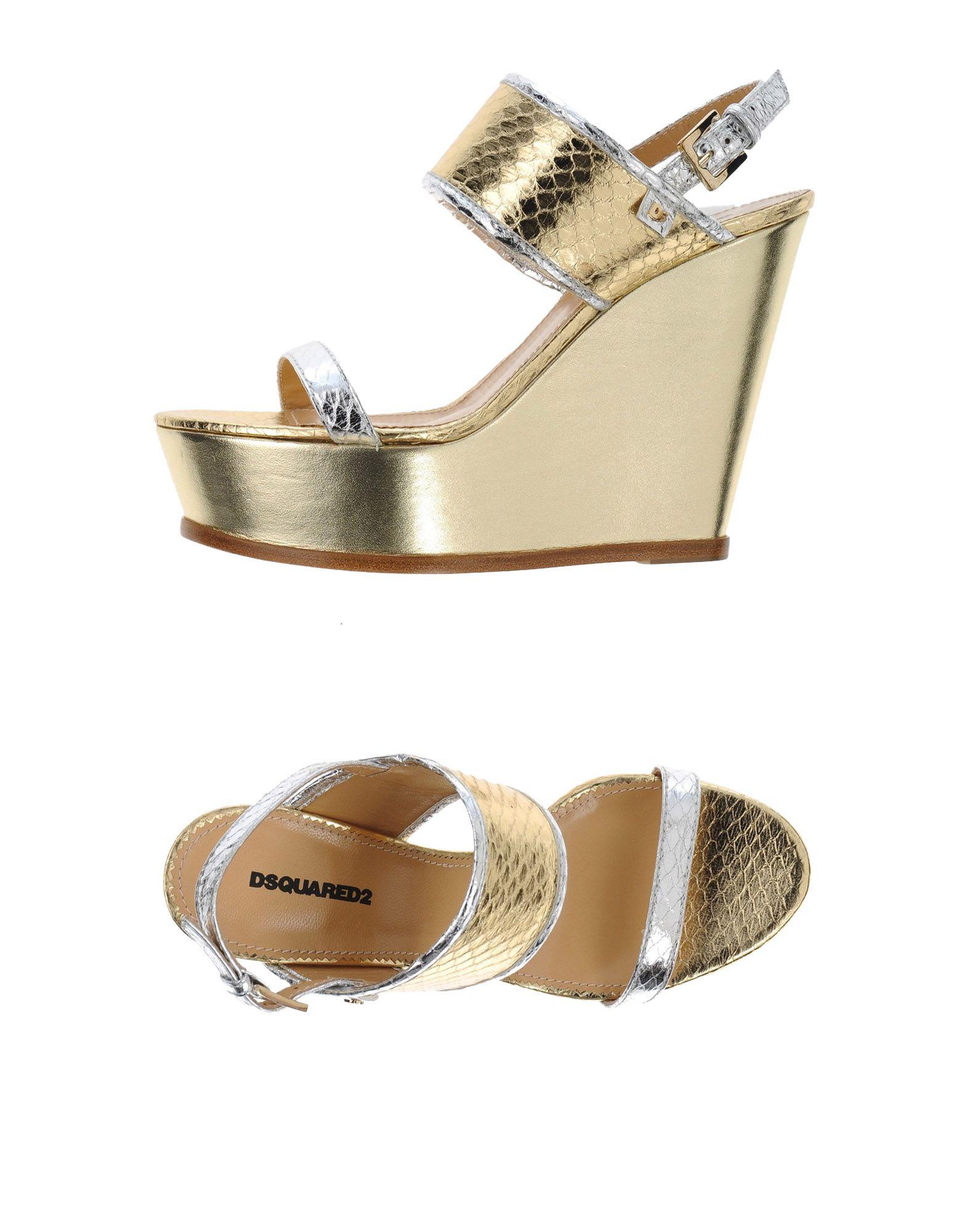 Sandales Dsquared2 Femme - Sandales Dsquared2 sur