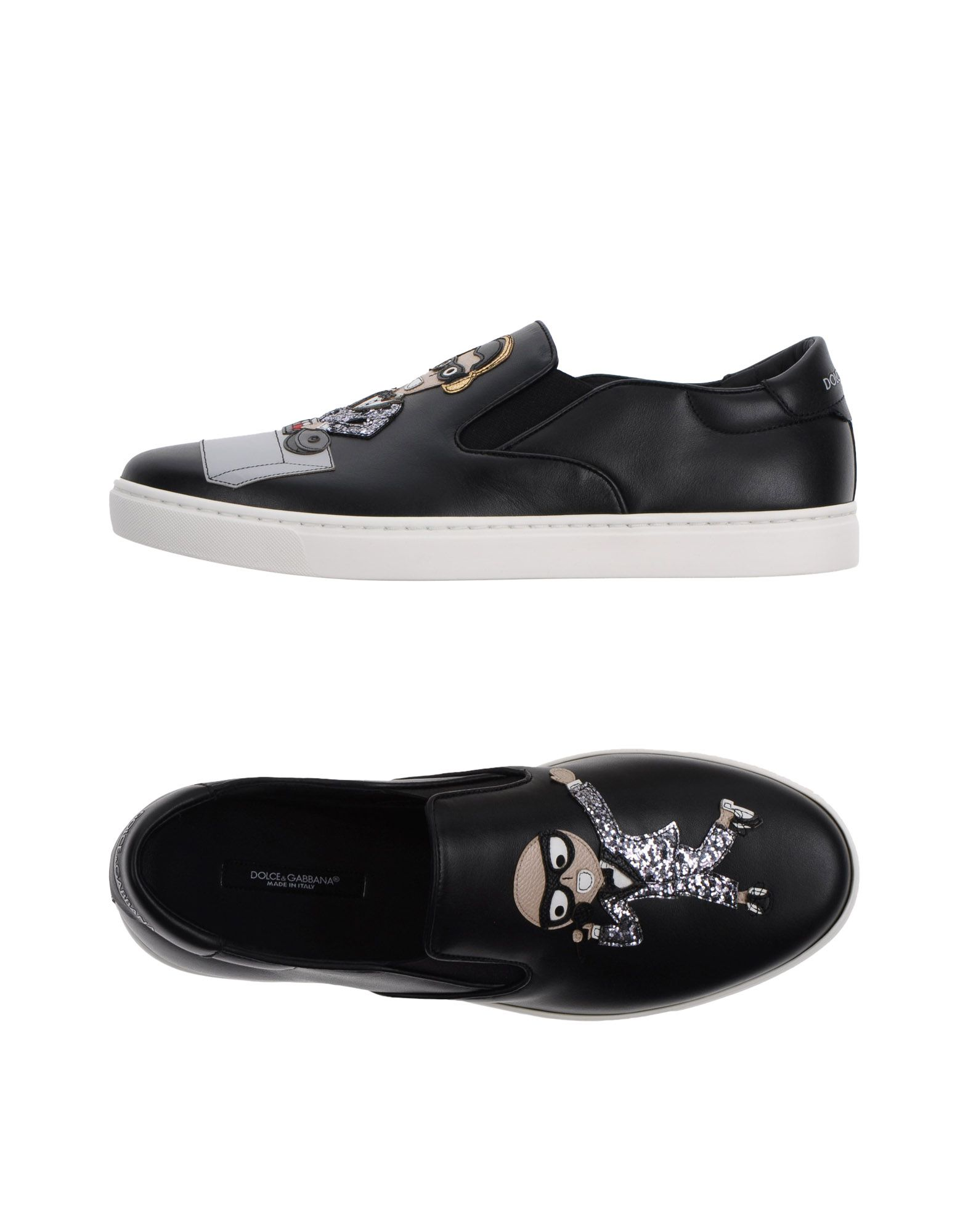 Dolce & Gabbana Sneakers Qualität Herren  11349747EW Gute Qualität Sneakers beliebte Schuhe 7550cc