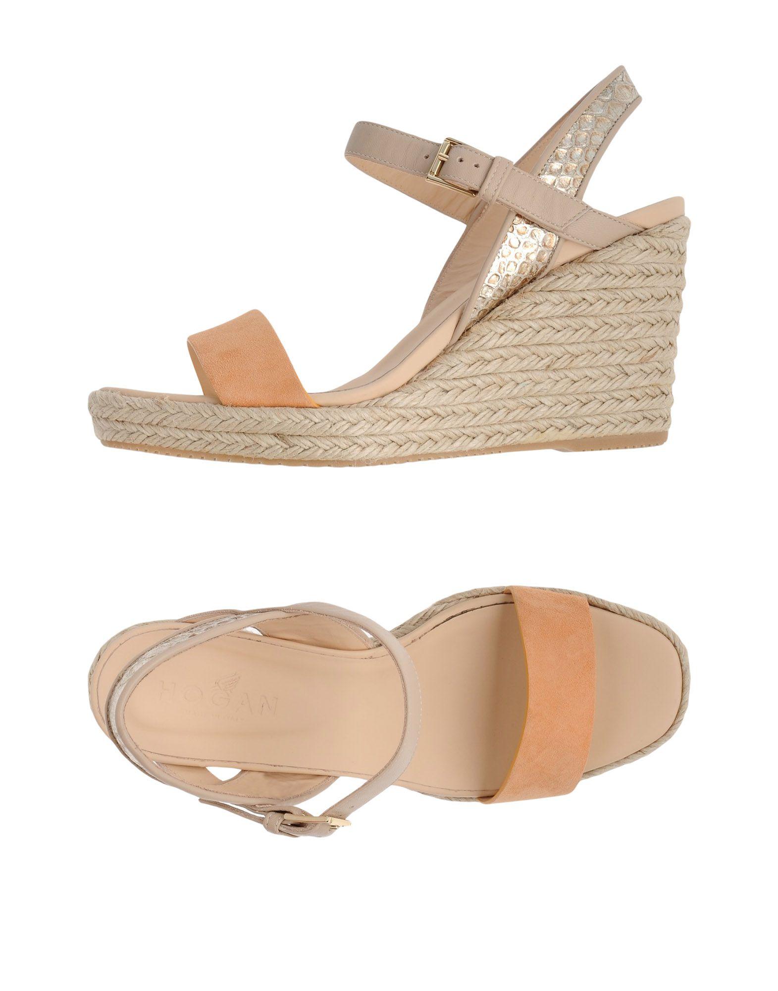 Hogan Sandalen Damen  11350029SSGut aussehende strapazierfähige Schuhe