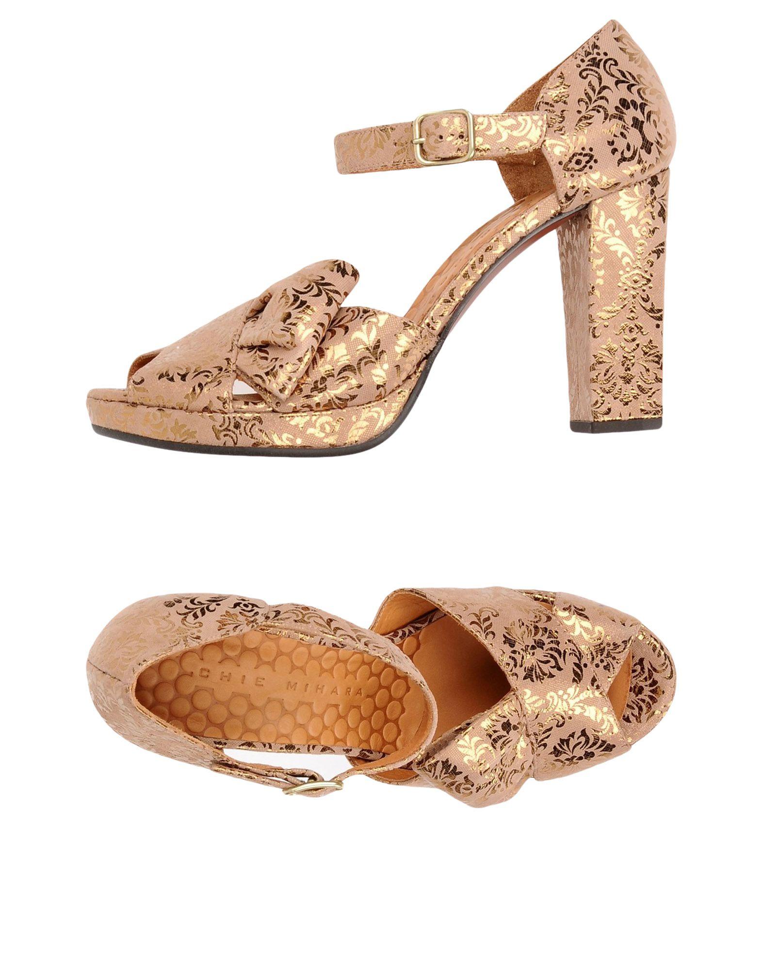Chie Mihara 11350046DIGut Sandalen Damen  11350046DIGut Mihara aussehende strapazierfähige Schuhe 705468