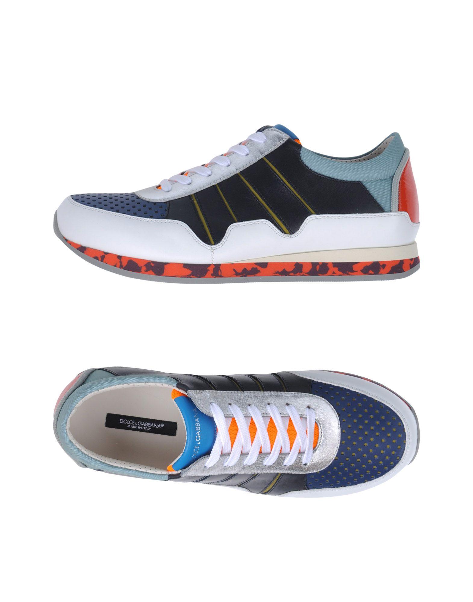 Dolce & Gabbana Sneakers - Men Dolce Dolce Dolce & Gabbana Sneakers online on  United Kingdom - 11350550TT 11149b