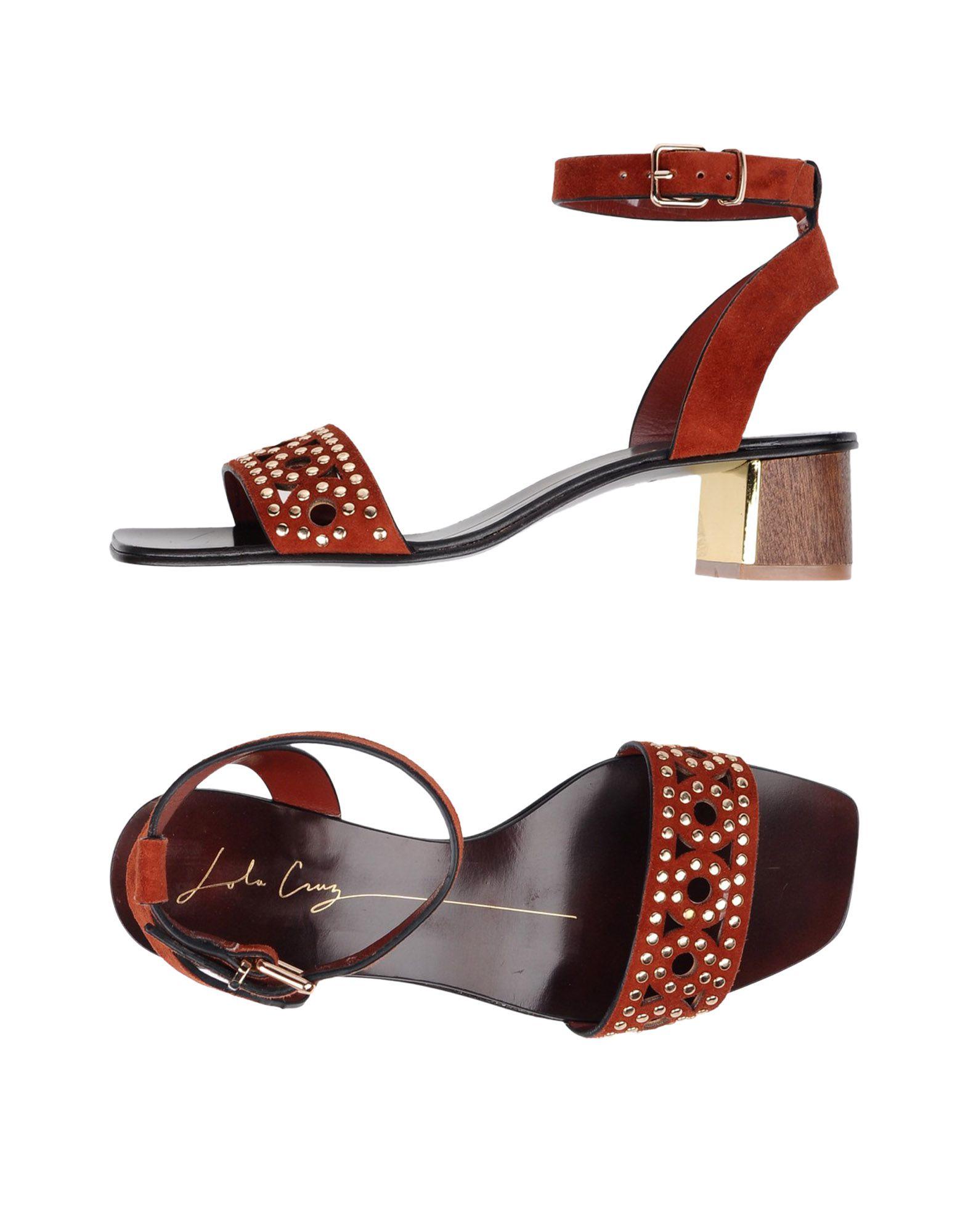 Stilvolle billige Schuhe Lola Cruz Sandalen Damen  11350624QP
