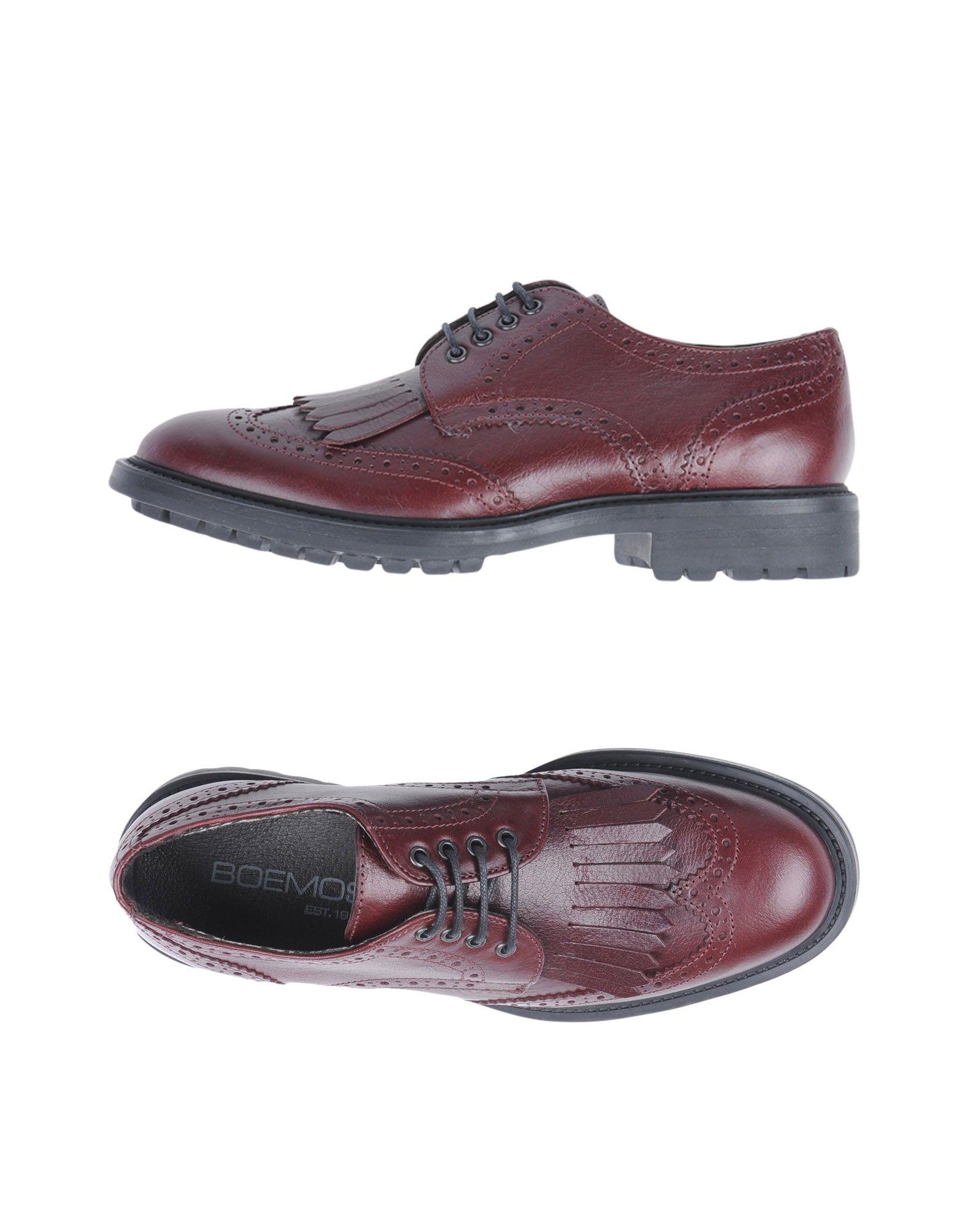 Boemos Schnürschuhe Damen  11350846OW Gute Qualität beliebte Schuhe