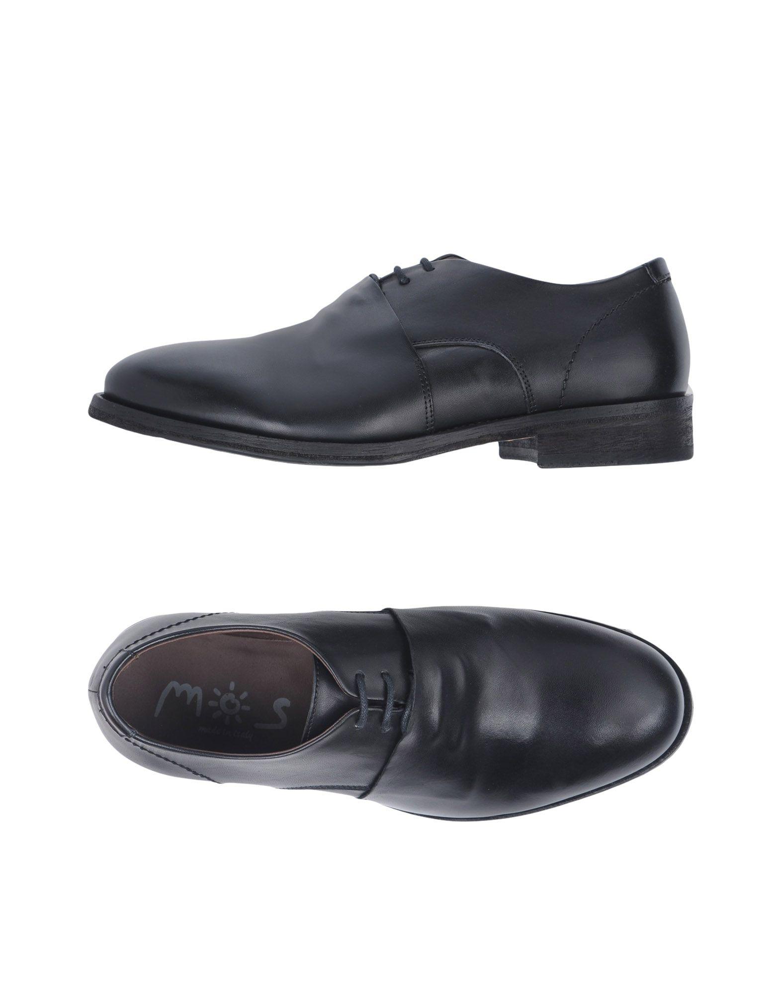 Rabatt echte Schuhe Mos Schnürschuhe Herren  11350973UN