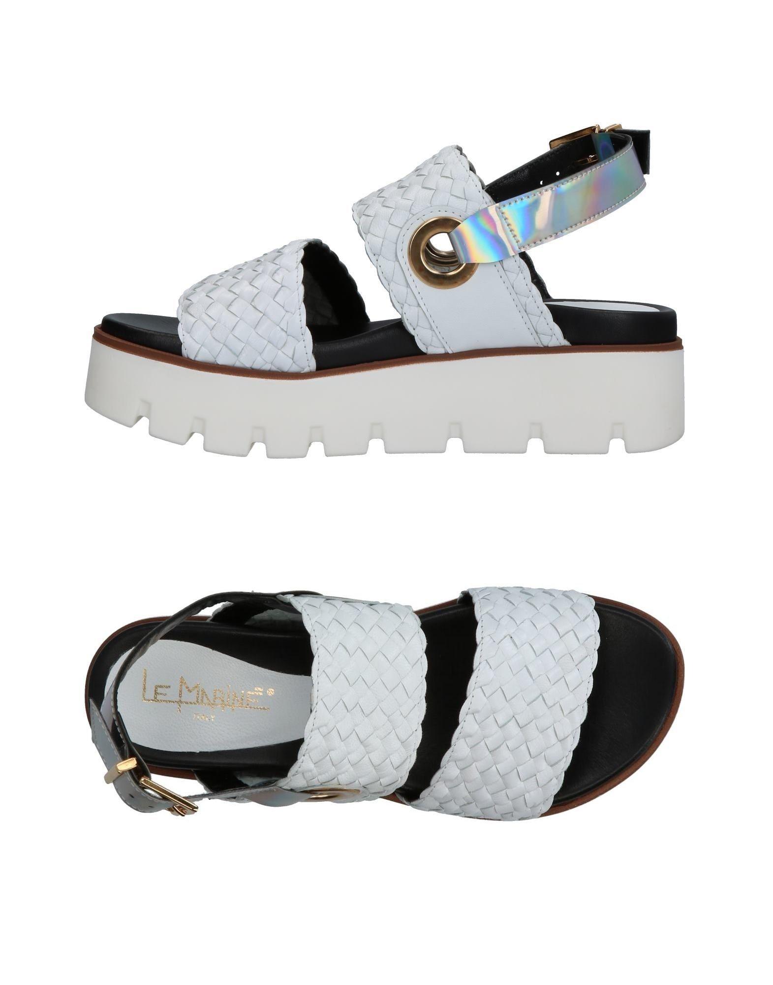Le Marinē Sandalen Damen  11350990FQ Gute Qualität beliebte Schuhe