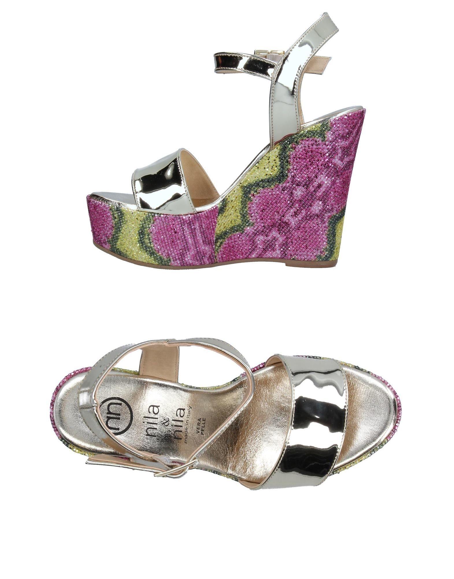 Nila   Nila Sandalen Damen Nila 11351483IC Gute Qualität beliebte Schuhe  095290 0036bc8190