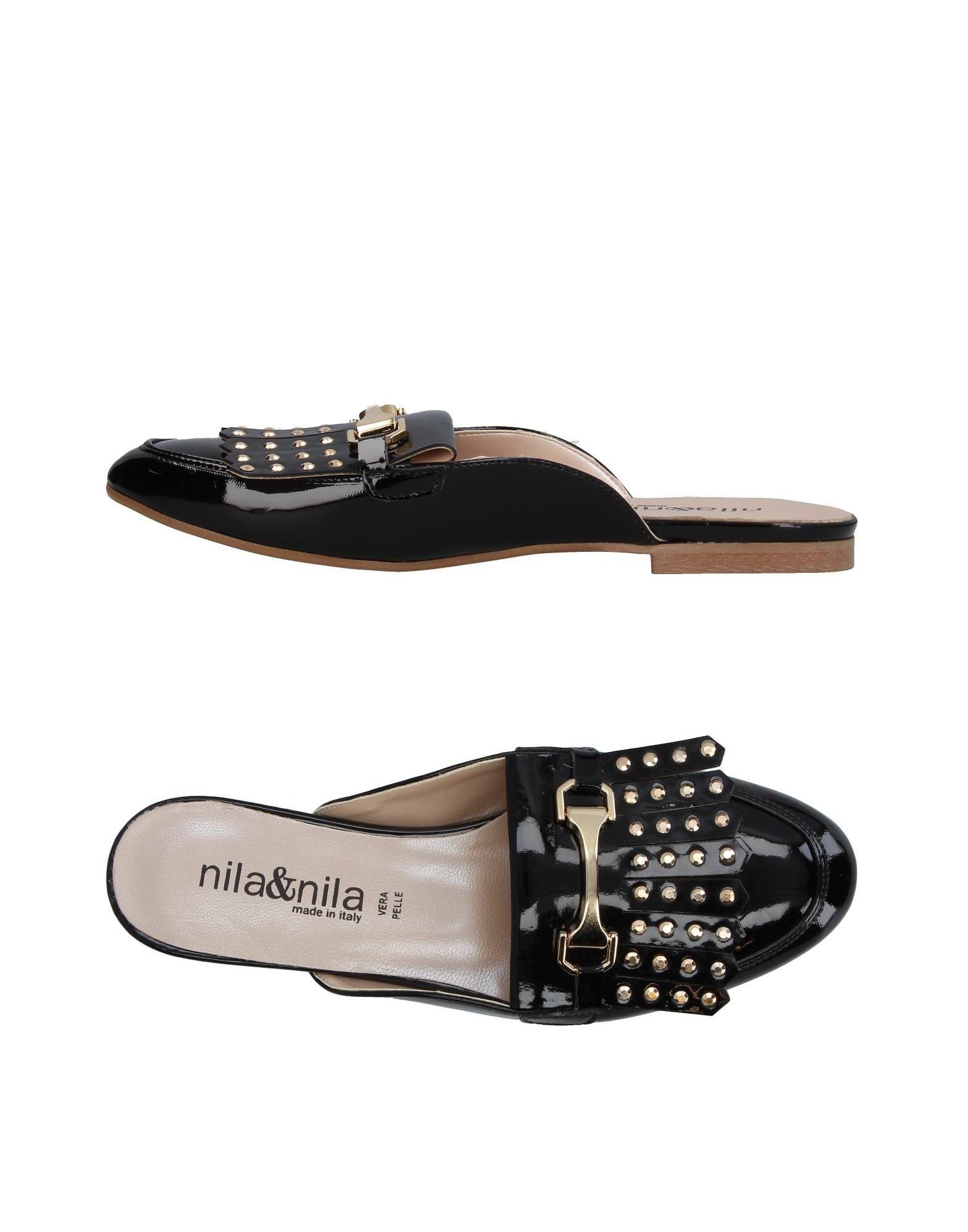 Nila & Nila Pantoletten Damen  11351520EV Neue Schuhe