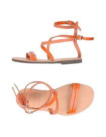 FOOTWEAR - Sandals 100x200 CentoxDuecento qUTzd7Q