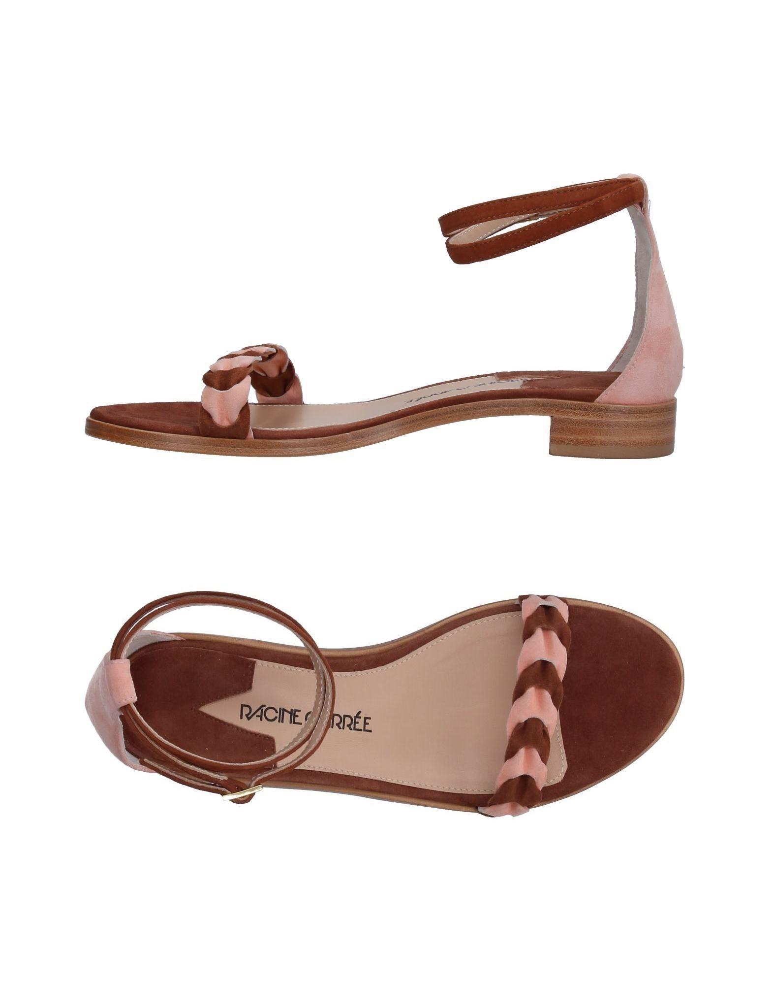Gut um billige Schuhe zu tragenRacine Carrée Sandalen Damen  11351551AI