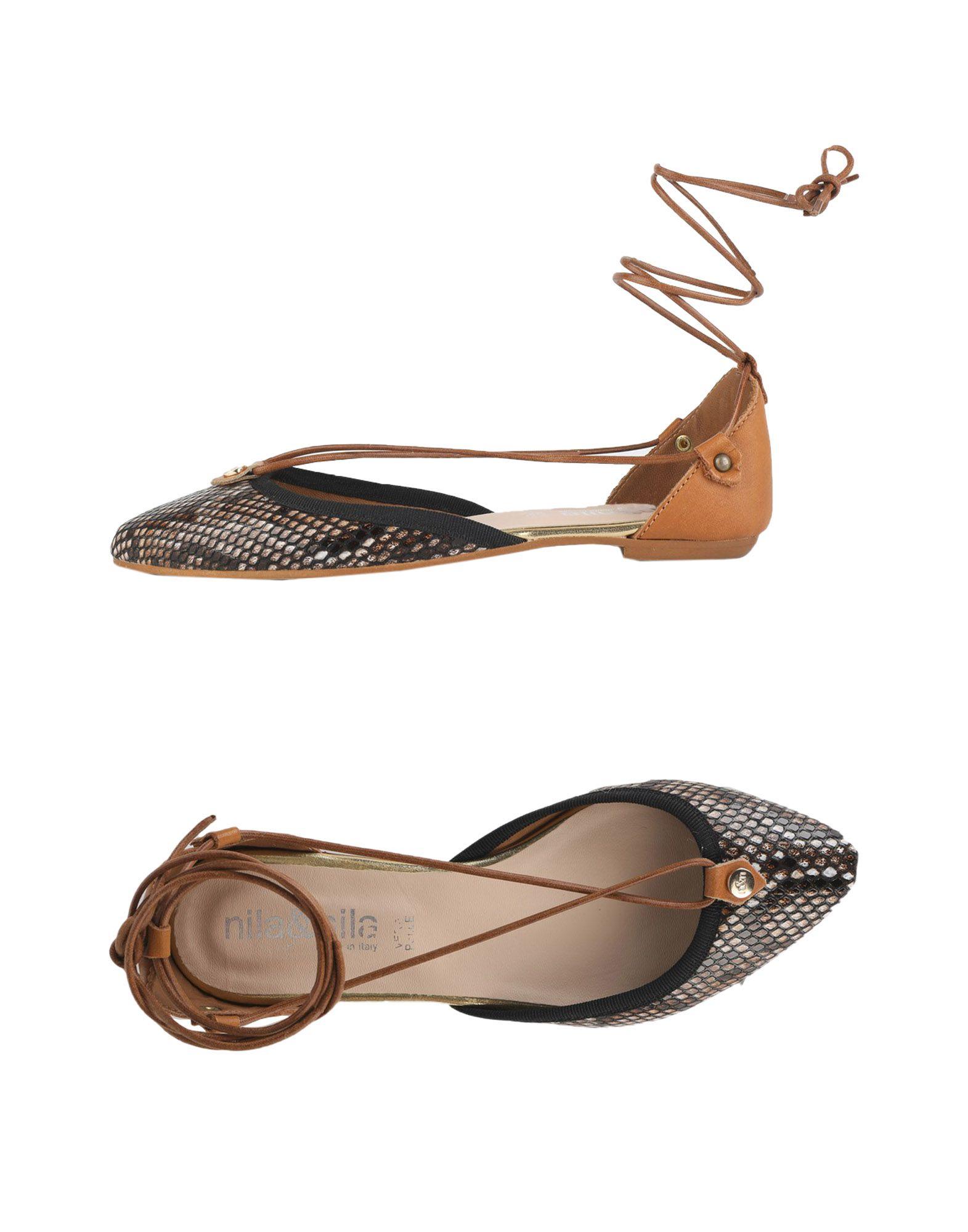 Nila & 11351556MT Nila Ballerinas Damen  11351556MT & Neue Schuhe 573272